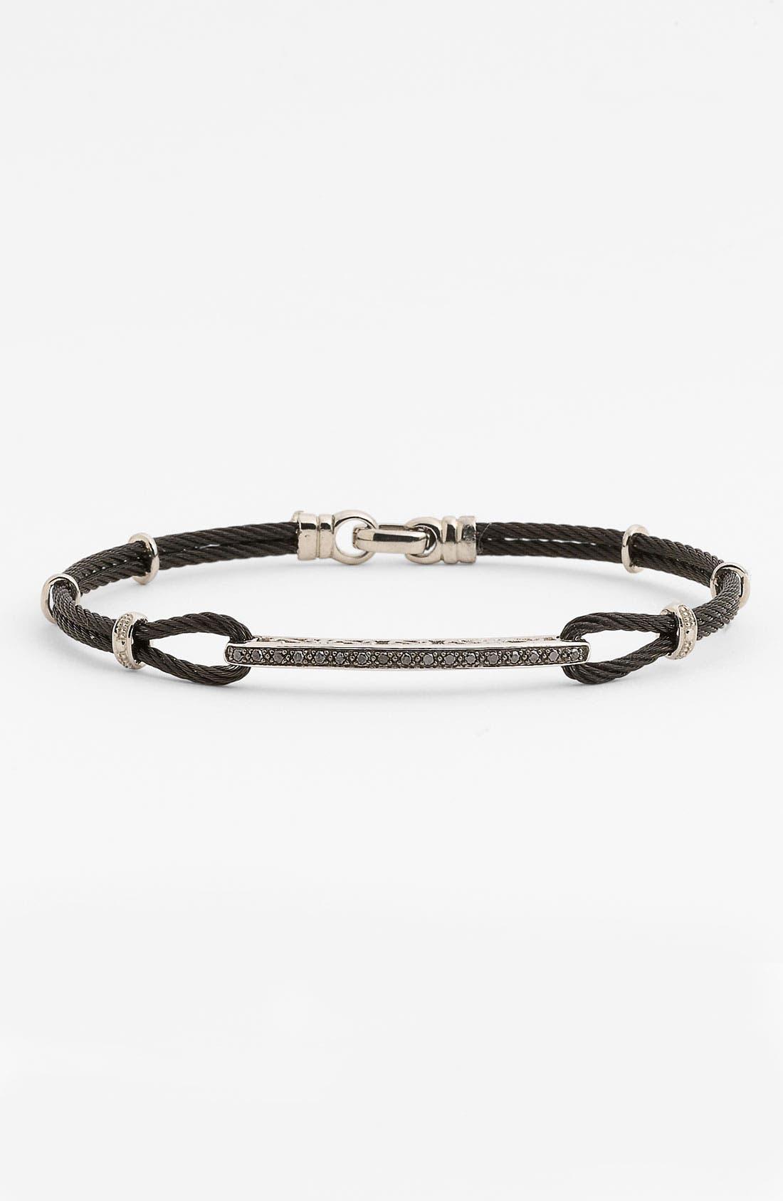 Alternate Image 1 Selected - ALOR® ID Bracelet (Nordstrom Exclusive)