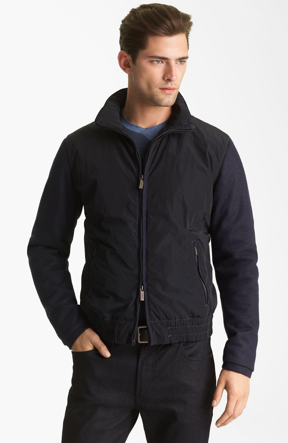 Alternate Image 1 Selected - Armani Collezioni Jacket