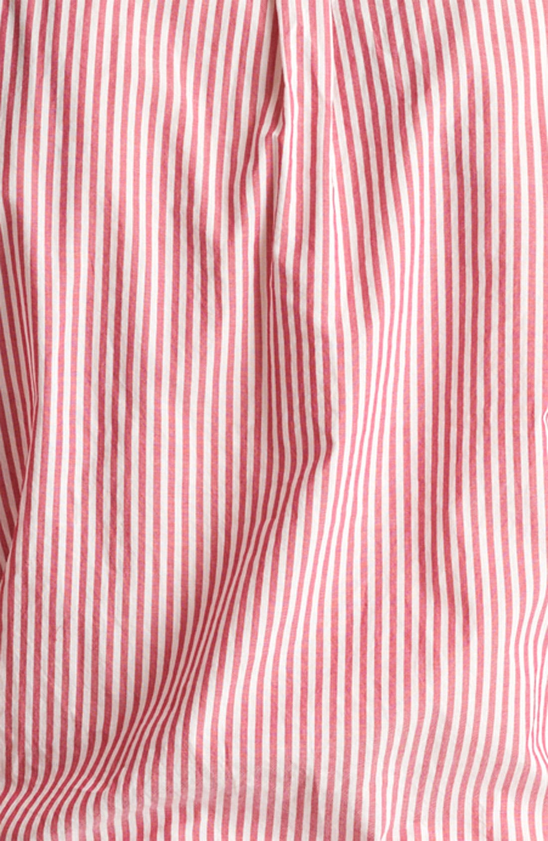 Alternate Image 3  - Todd Snyder Stripe Sport Shirt