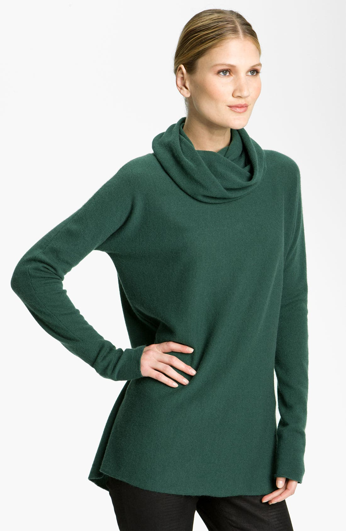 Alternate Image 1 Selected - Vince Cowl Neck Cashmere Sweater