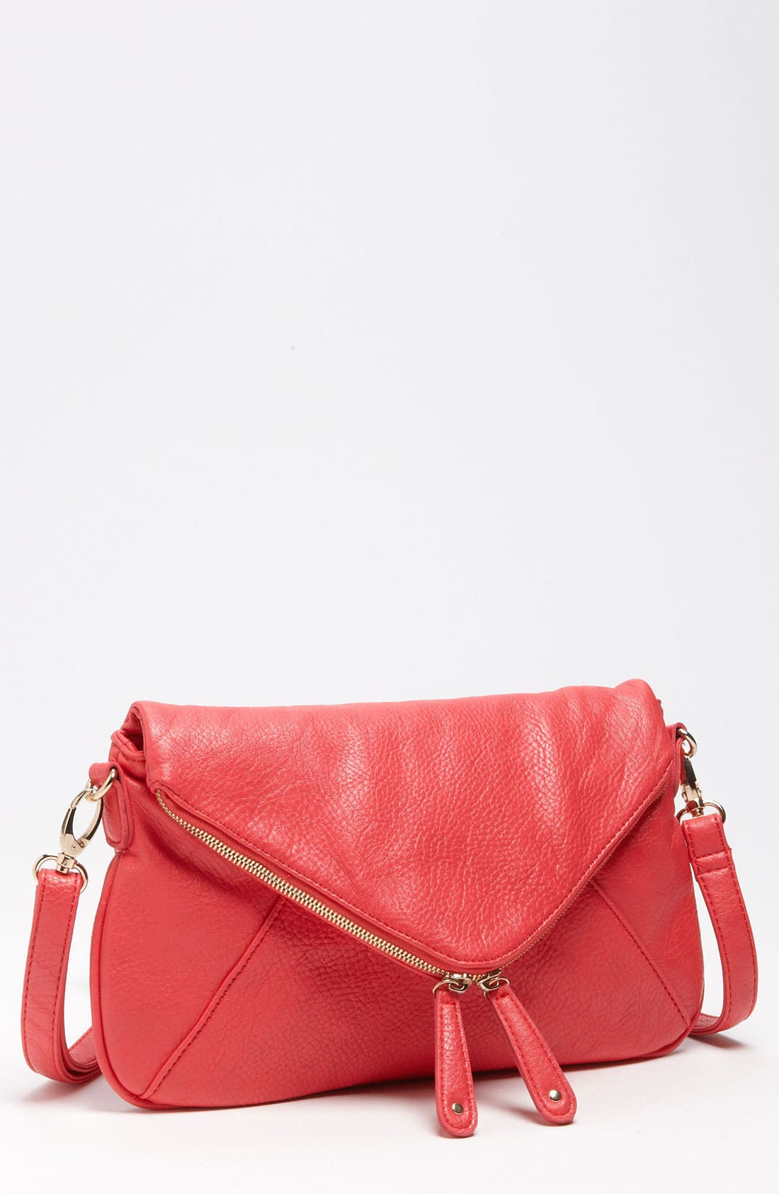 Main Image - Street Level Convertible Crossbody Envelope Bag