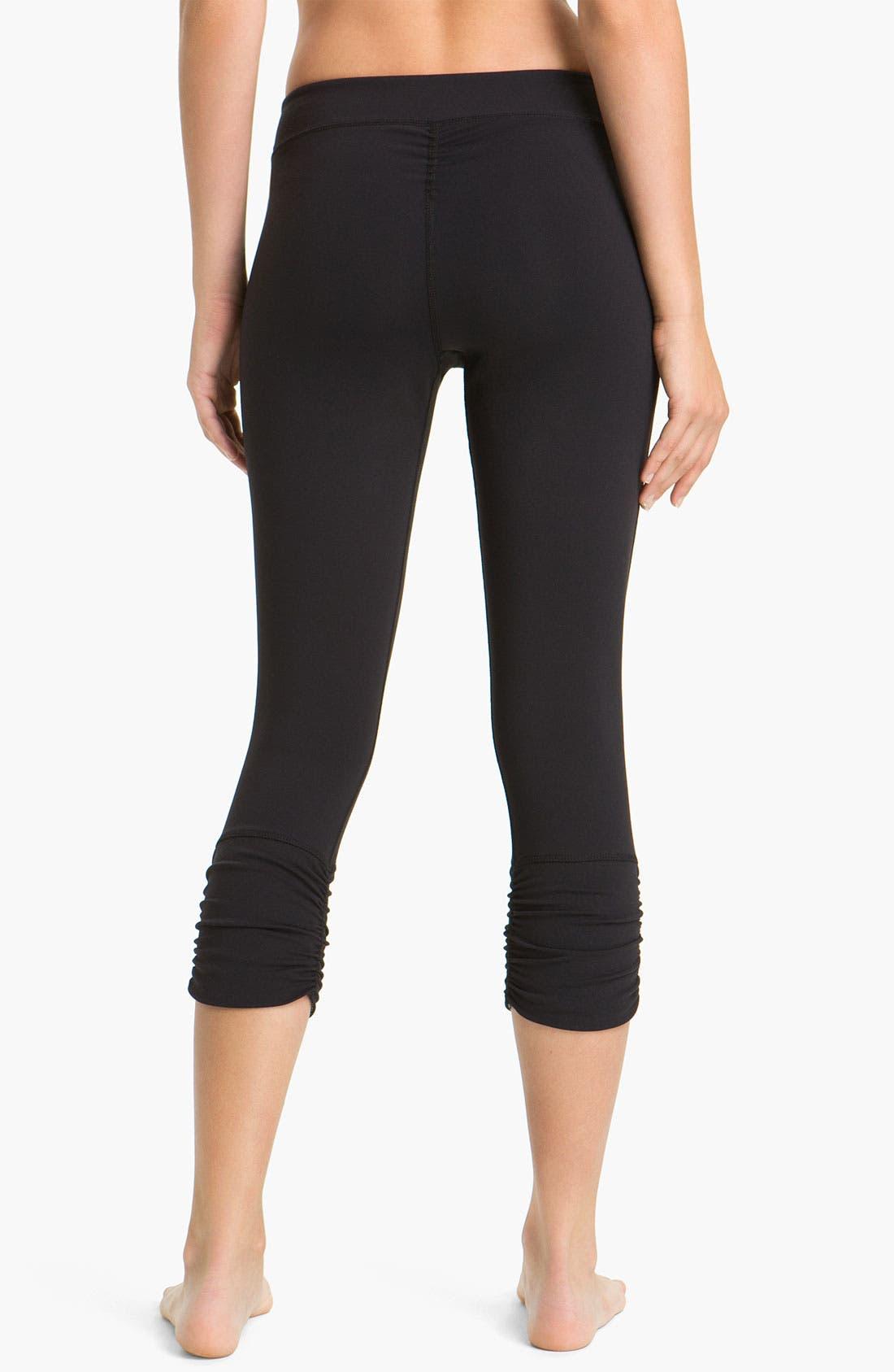 Alternate Image 2  - Karma 'Asanas' Crop Pants