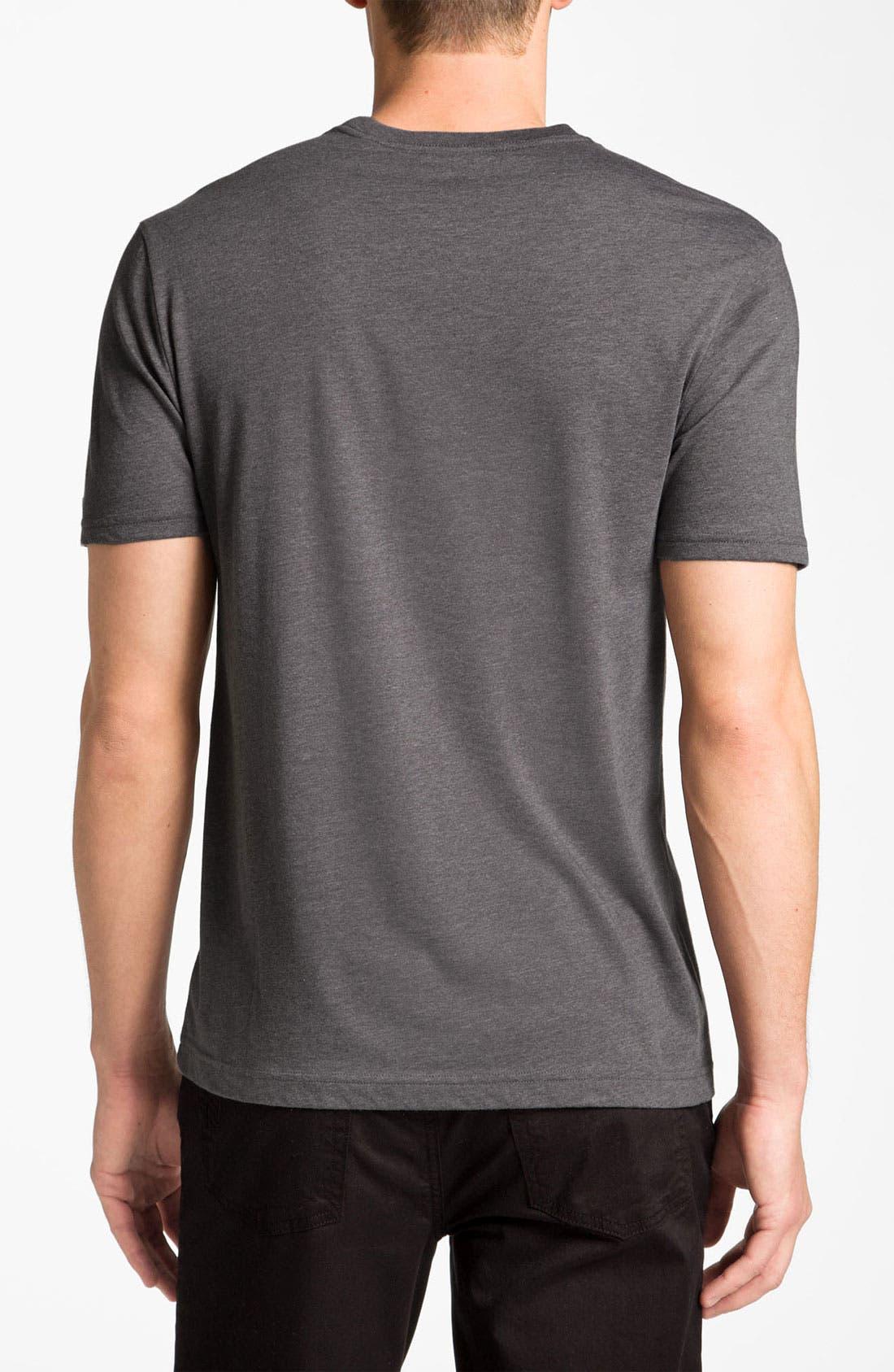 Alternate Image 2  - Original Penguin 'Knock 'Em Out' Graphic Crewneck T-Shirt