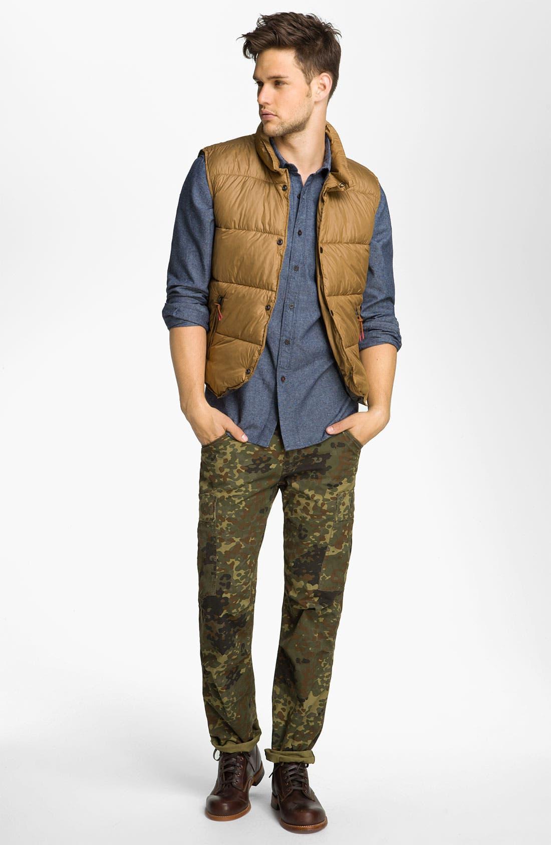 Alternate Image 4  - DIESEL® 'Warwick' Puffer Vest