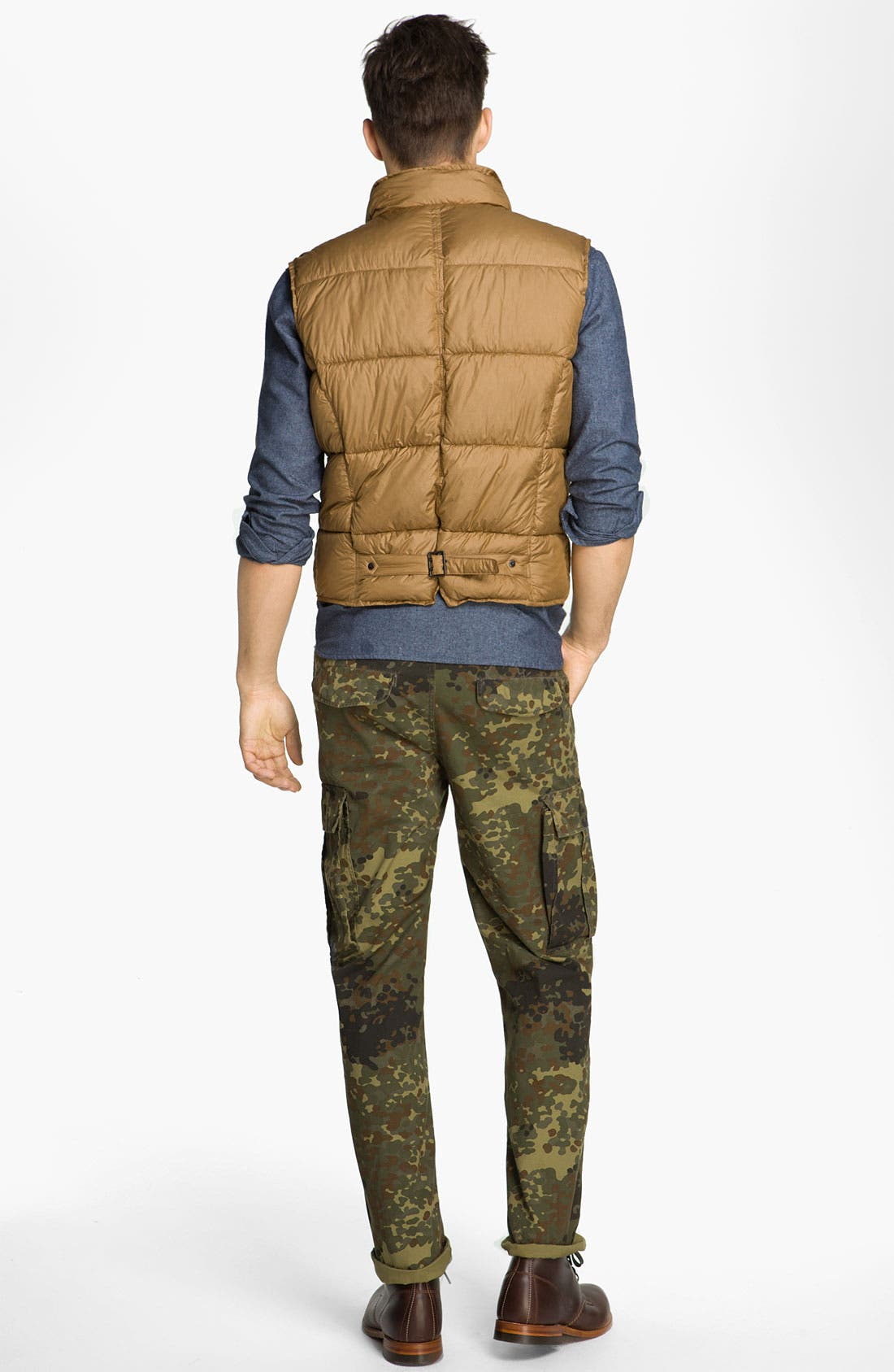 Alternate Image 5  - DIESEL® 'Warwick' Puffer Vest