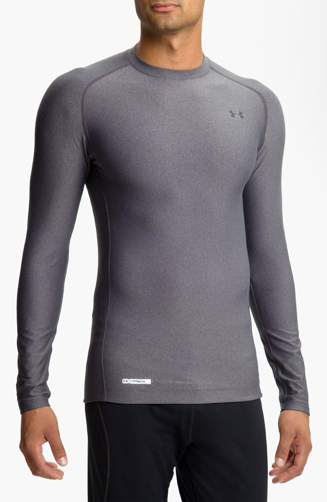 Main Image - Under Armour 'Evo' ColdGear® Compression T-Shirt (Online Exclusive)