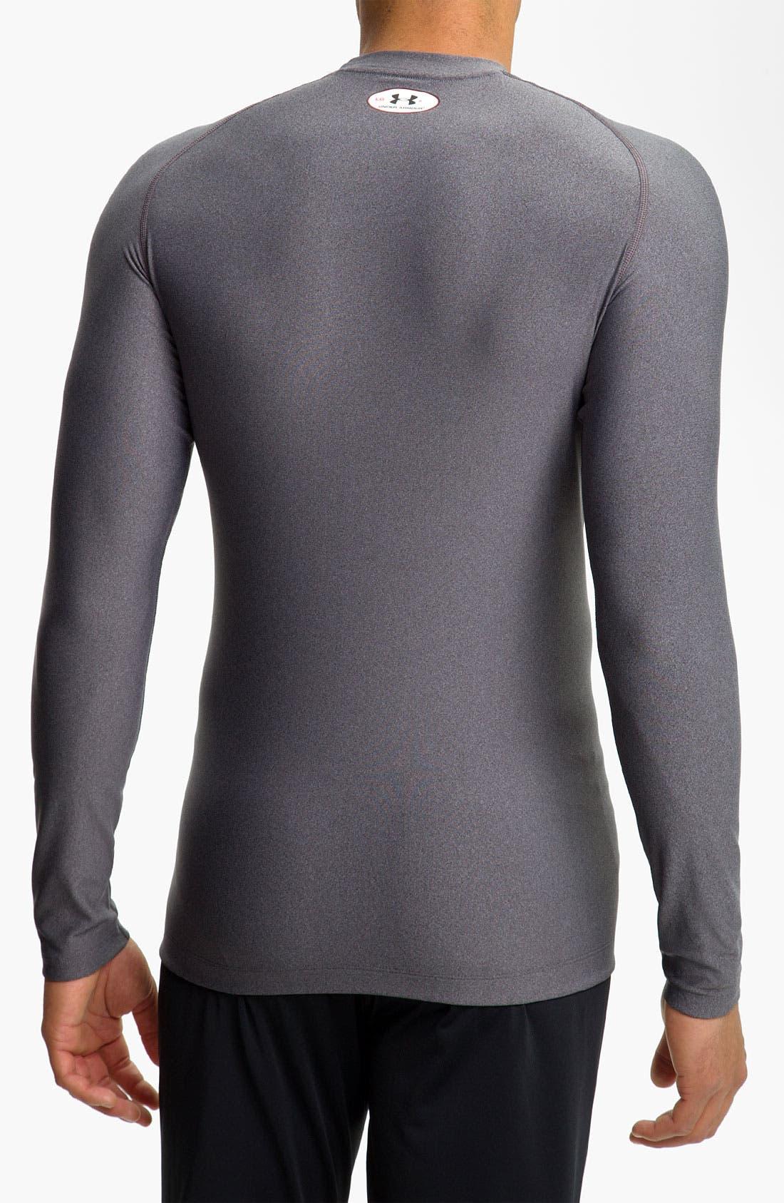 Alternate Image 2  - Under Armour 'Evo' ColdGear® Compression T-Shirt (Online Exclusive)