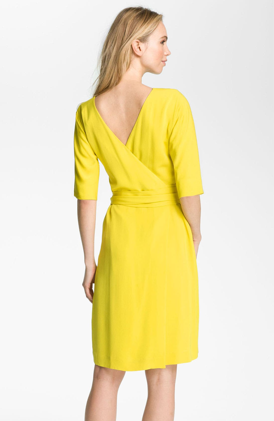 Alternate Image 3  - Diane von Furstenberg 'Shannon' Silk Wrap Dress