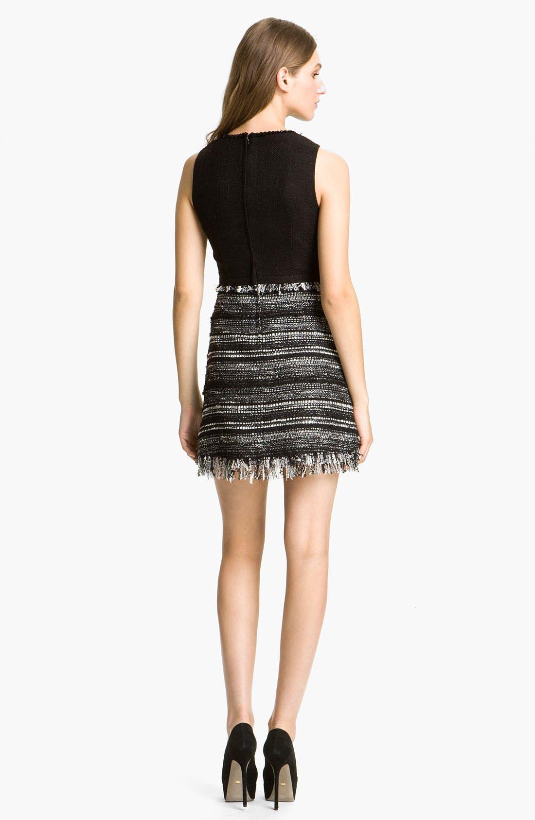 Alternate Image 2  - Mcginn 'Pearl' Tweed Dress