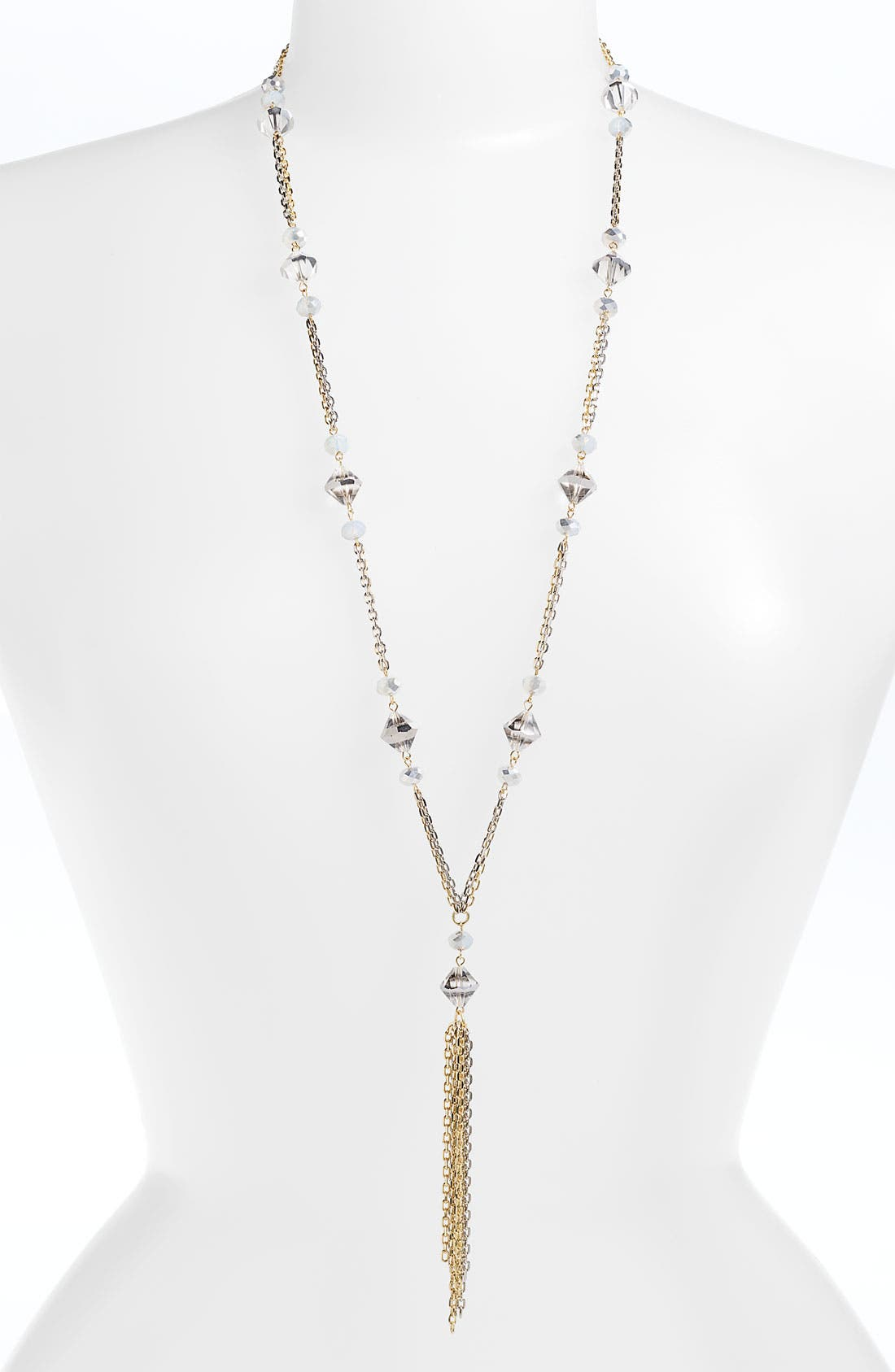 Alternate Image 1 Selected - Nordstrom 'Wisteria' Y-Necklace