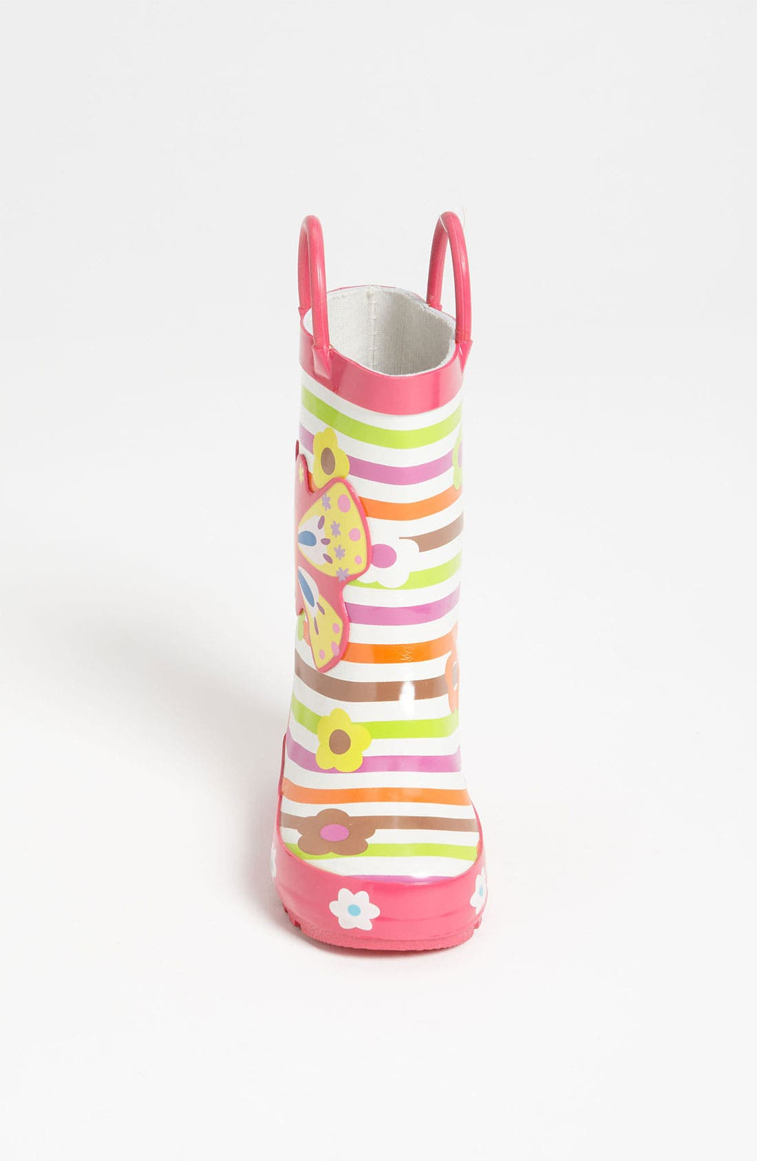 Alternate Image 3  - Laura Ashley 'Garden' Rain Boot (Little Kid & Big Kid)