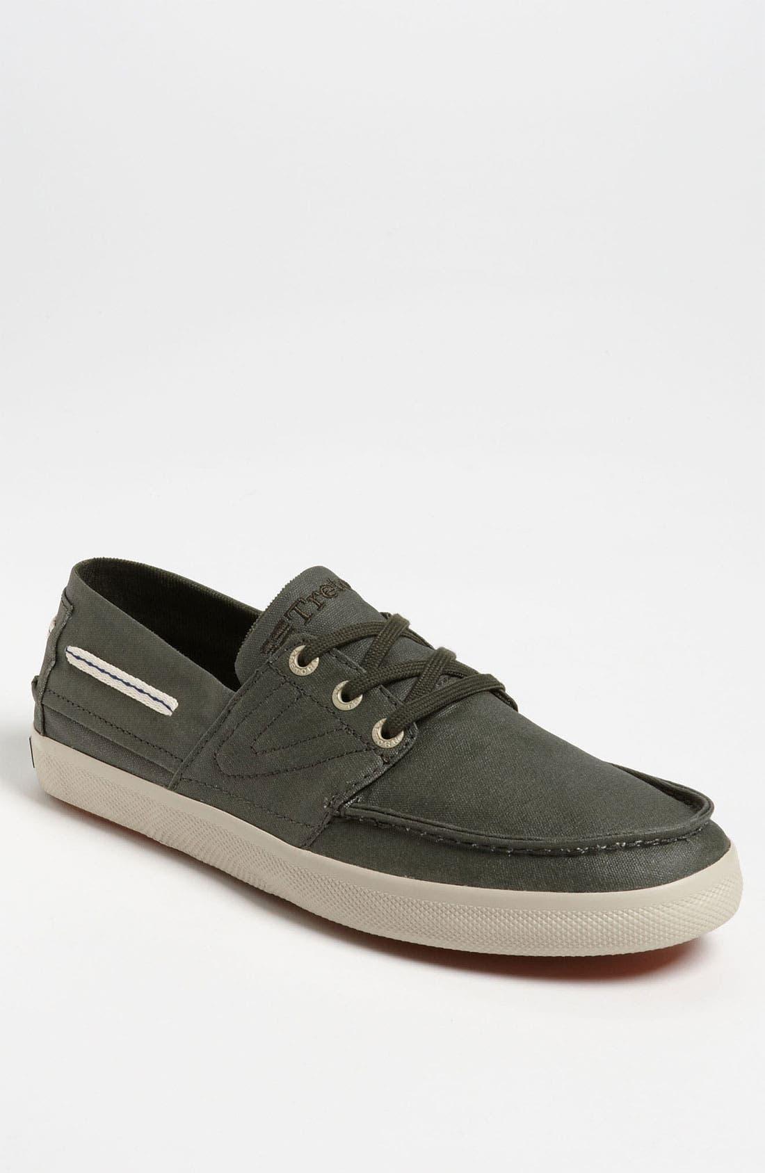 Main Image - Tretorn 'Otto' Boat Shoe Sneaker