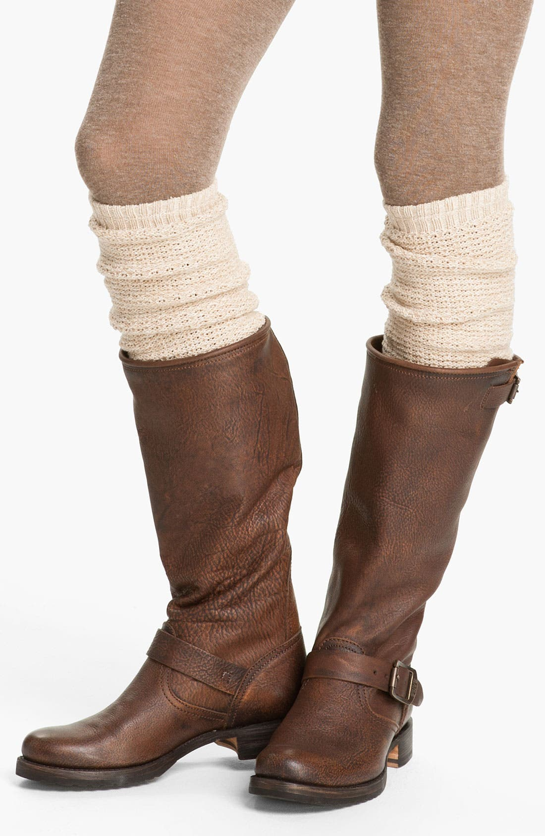 Alternate Image 1 Selected - Nordstrom Chunky Leg Warmers