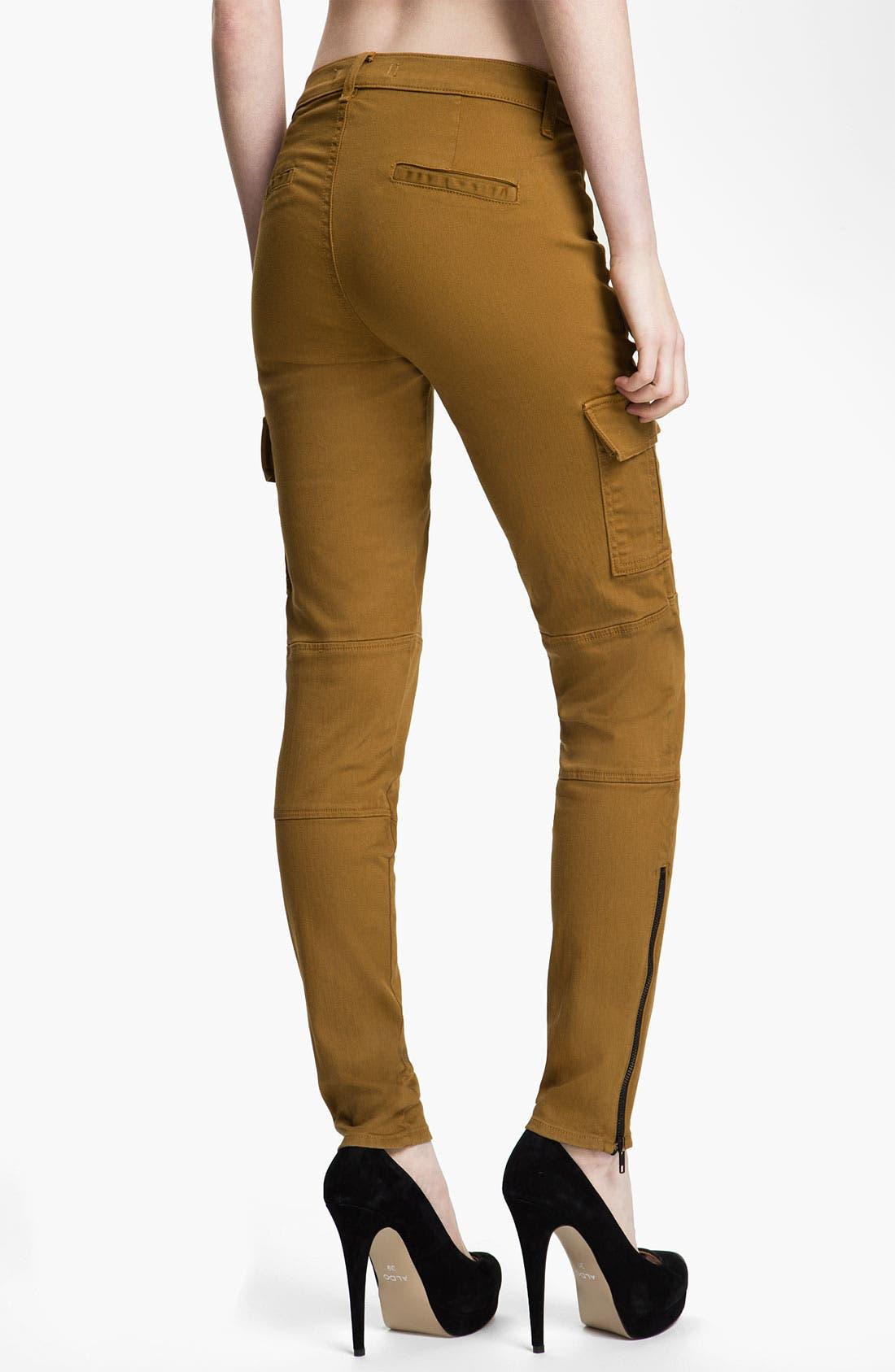 Alternate Image 2  - J Brand 'The Brix' Slim Leg Pants