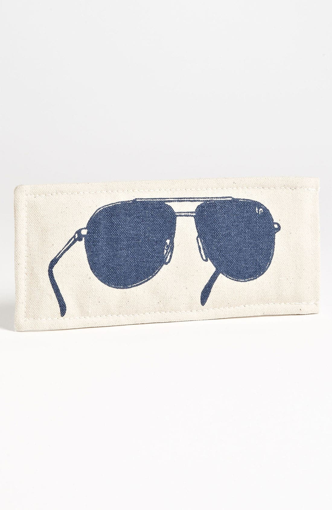 Alternate Image 1 Selected - Thomas Paul 'Aviator' Sunglass Case