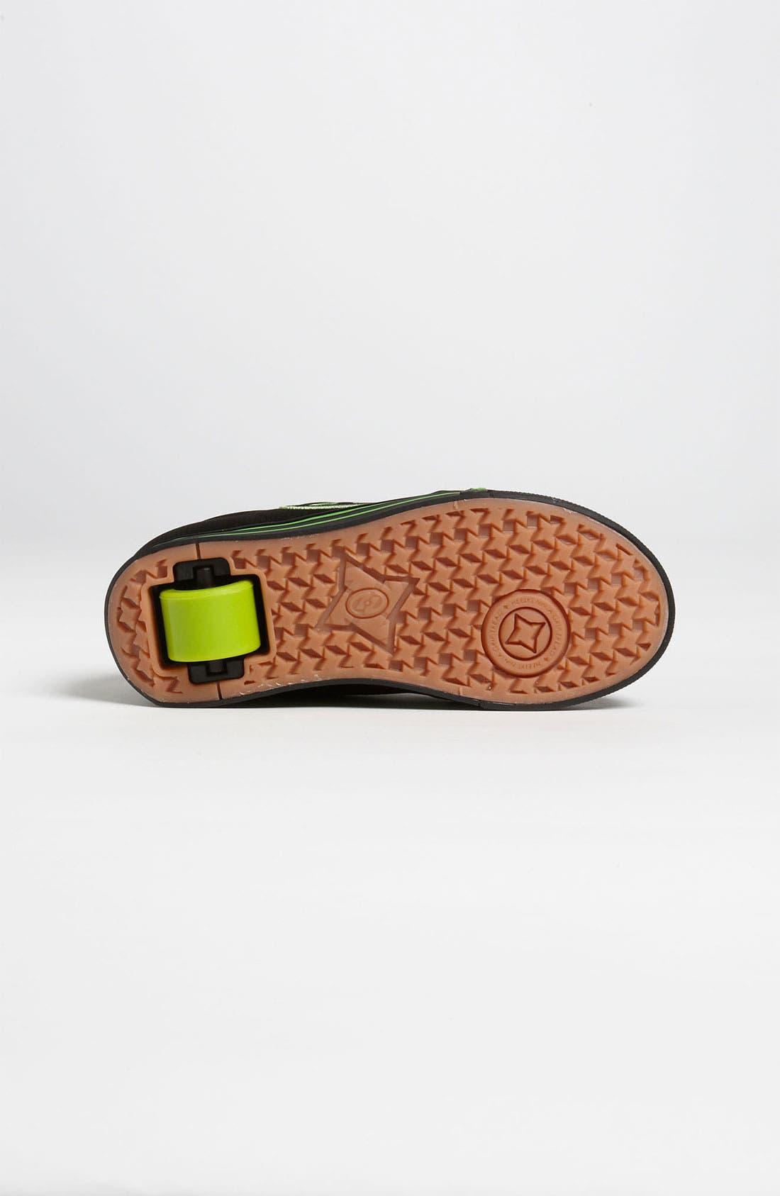 Alternate Image 4  - Heelys 'Wave' Skate Shoe (Toddler, Little Kids & Big Kids)