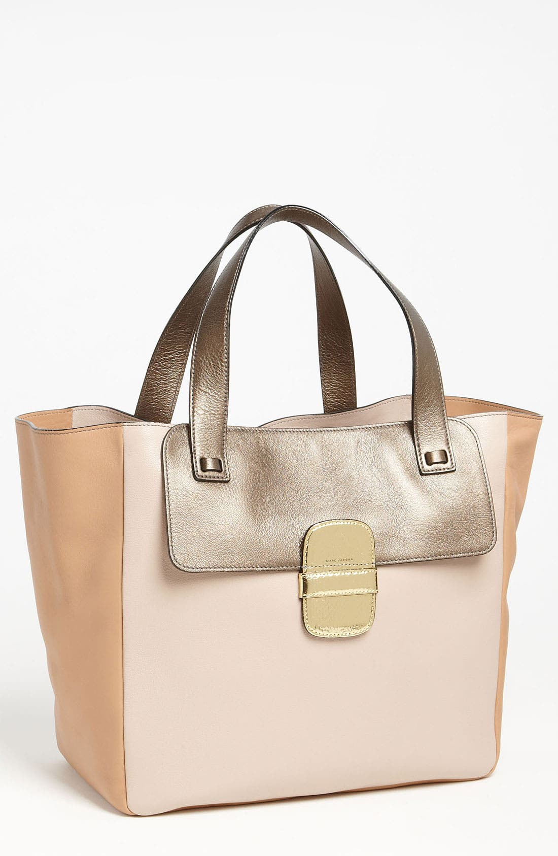 Alternate Image 1 Selected - MARC JACOBS 'Khaki' Tote