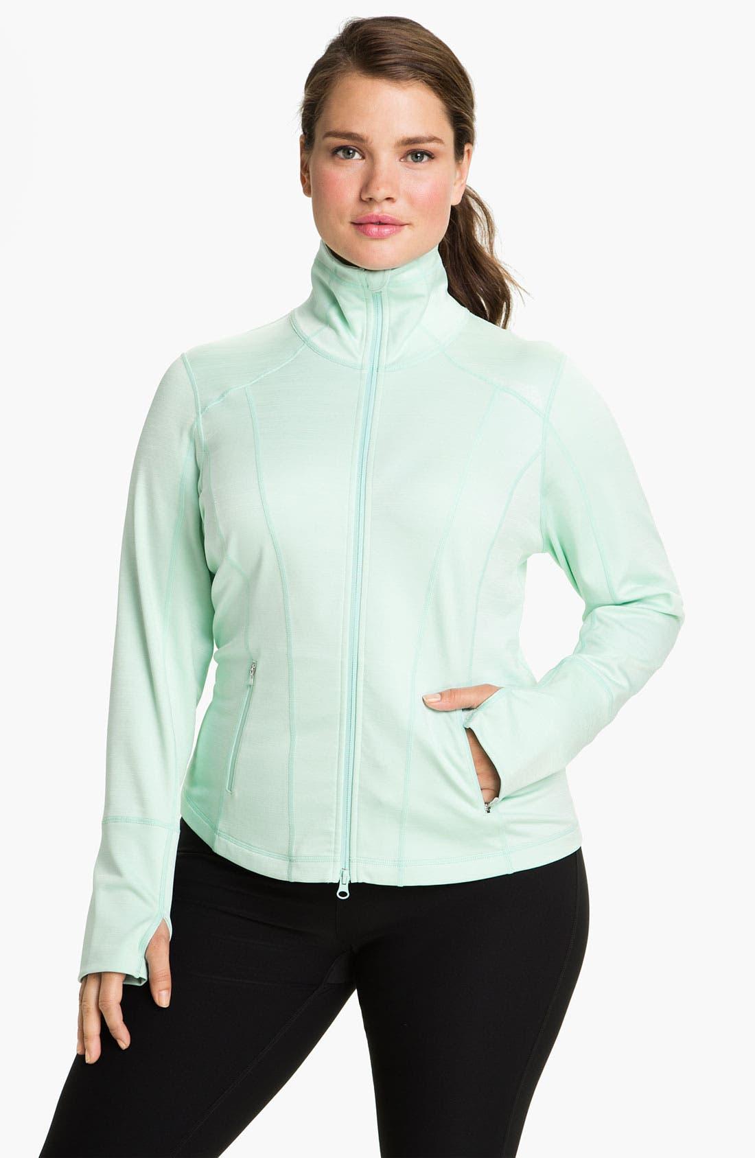 Alternate Image 2  - Zella 'Sophia' Jacket (Plus)