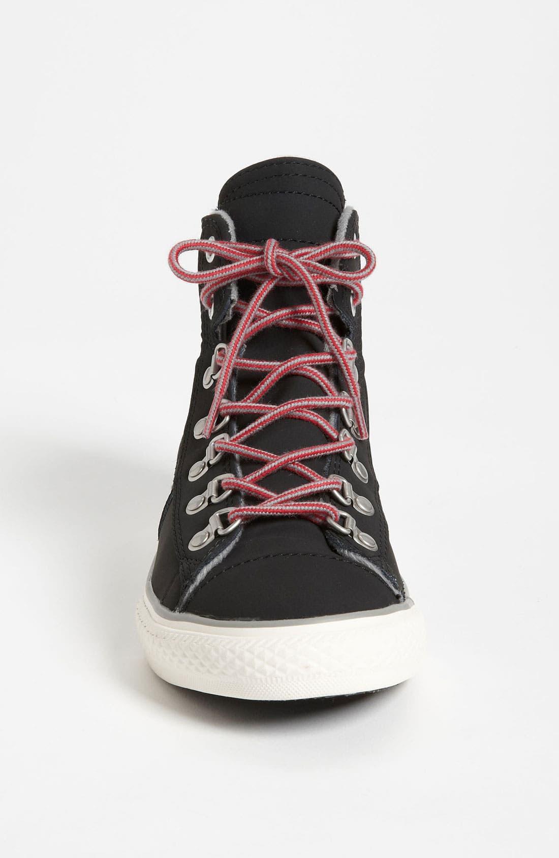 Alternate Image 3  - Converse Chuck Taylor® 'Sneaker Boot' Sneaker (Toddler, Little Kid & Big Kid)