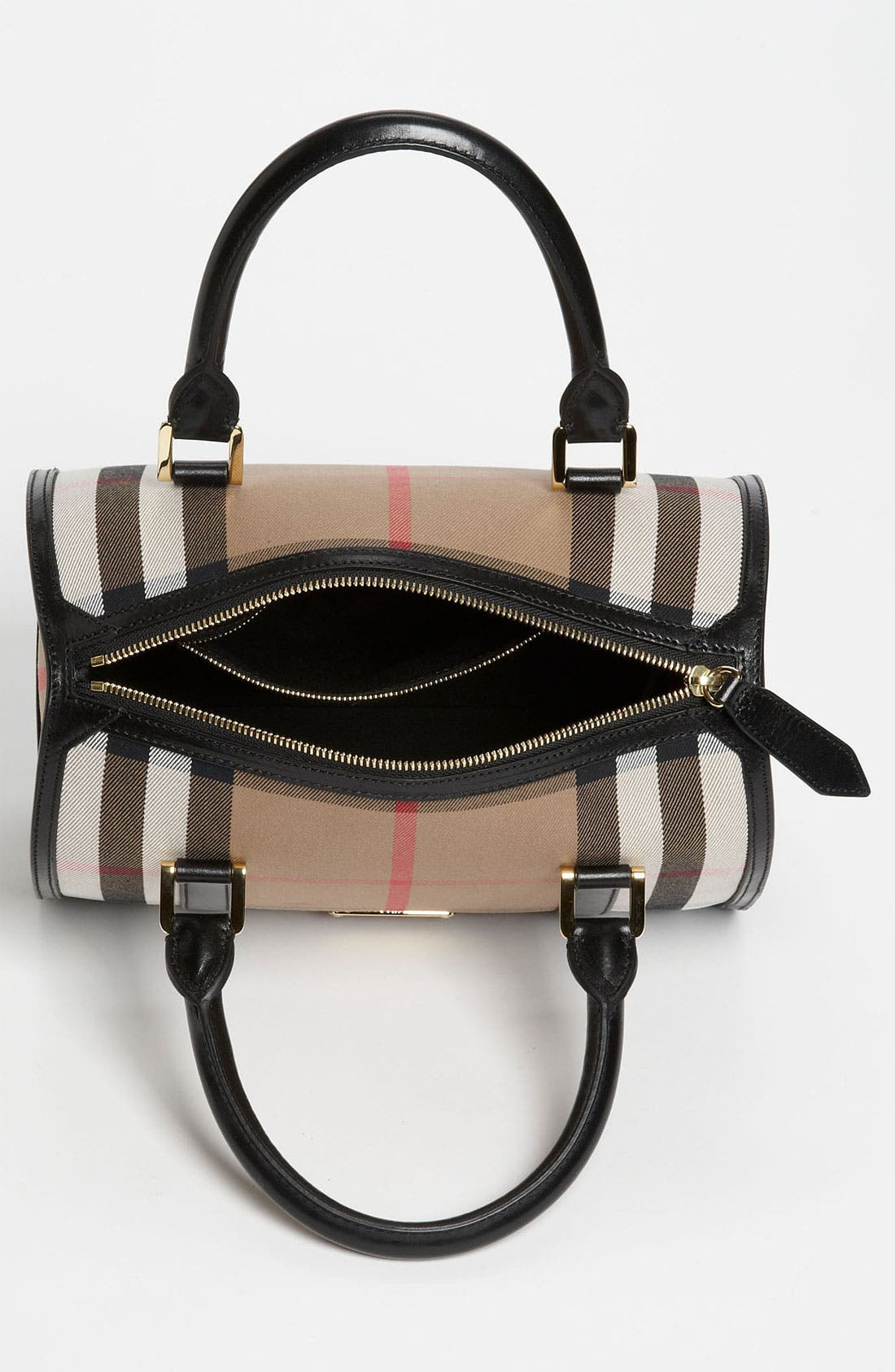 Alternate Image 3  - Burberry 'House Check' Satchel