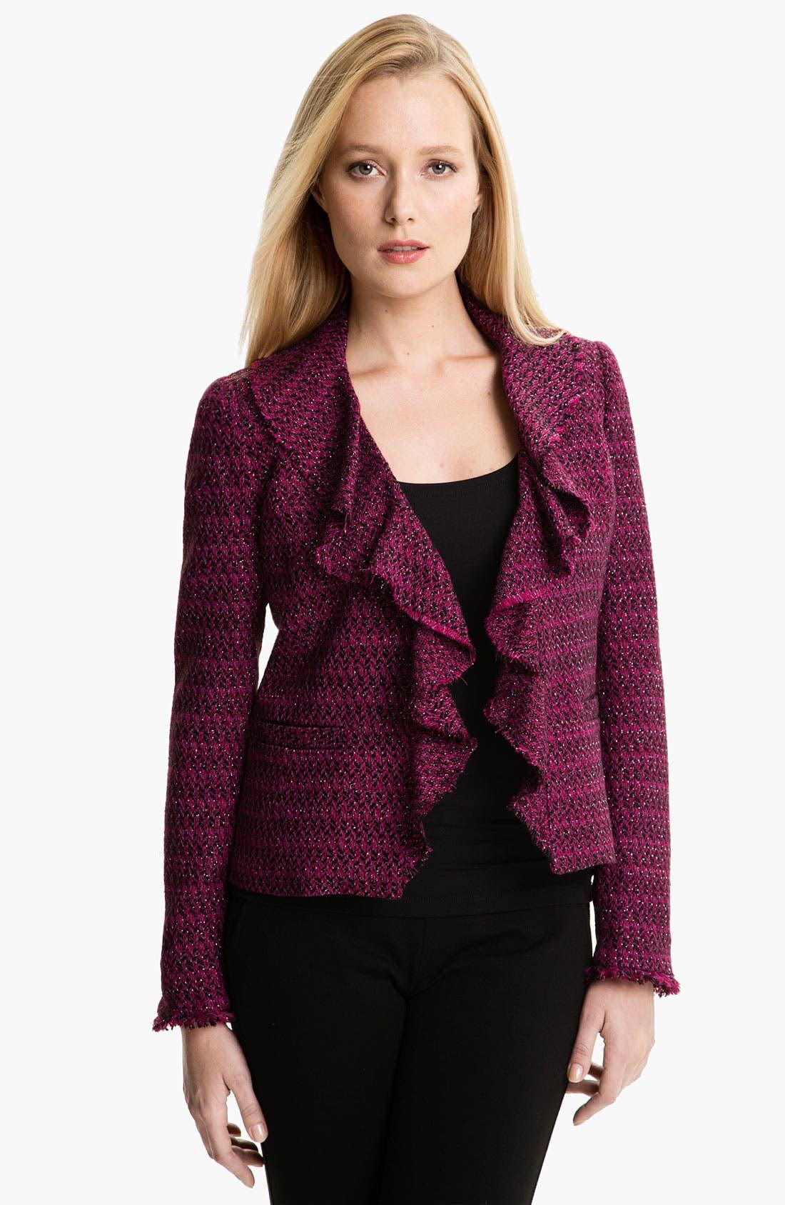 Alternate Image 1 Selected - Bellefleur 'Society' Tweed Jacket