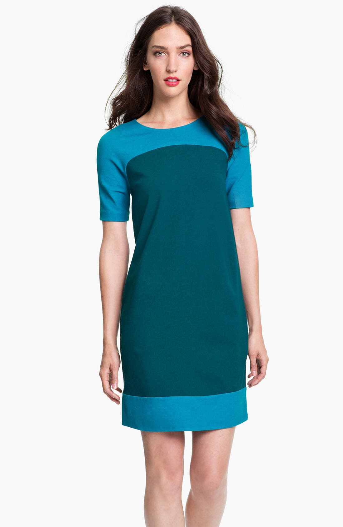 Main Image - kate spade new york 'racquel' shift dress (Nordstrom Exclusive)