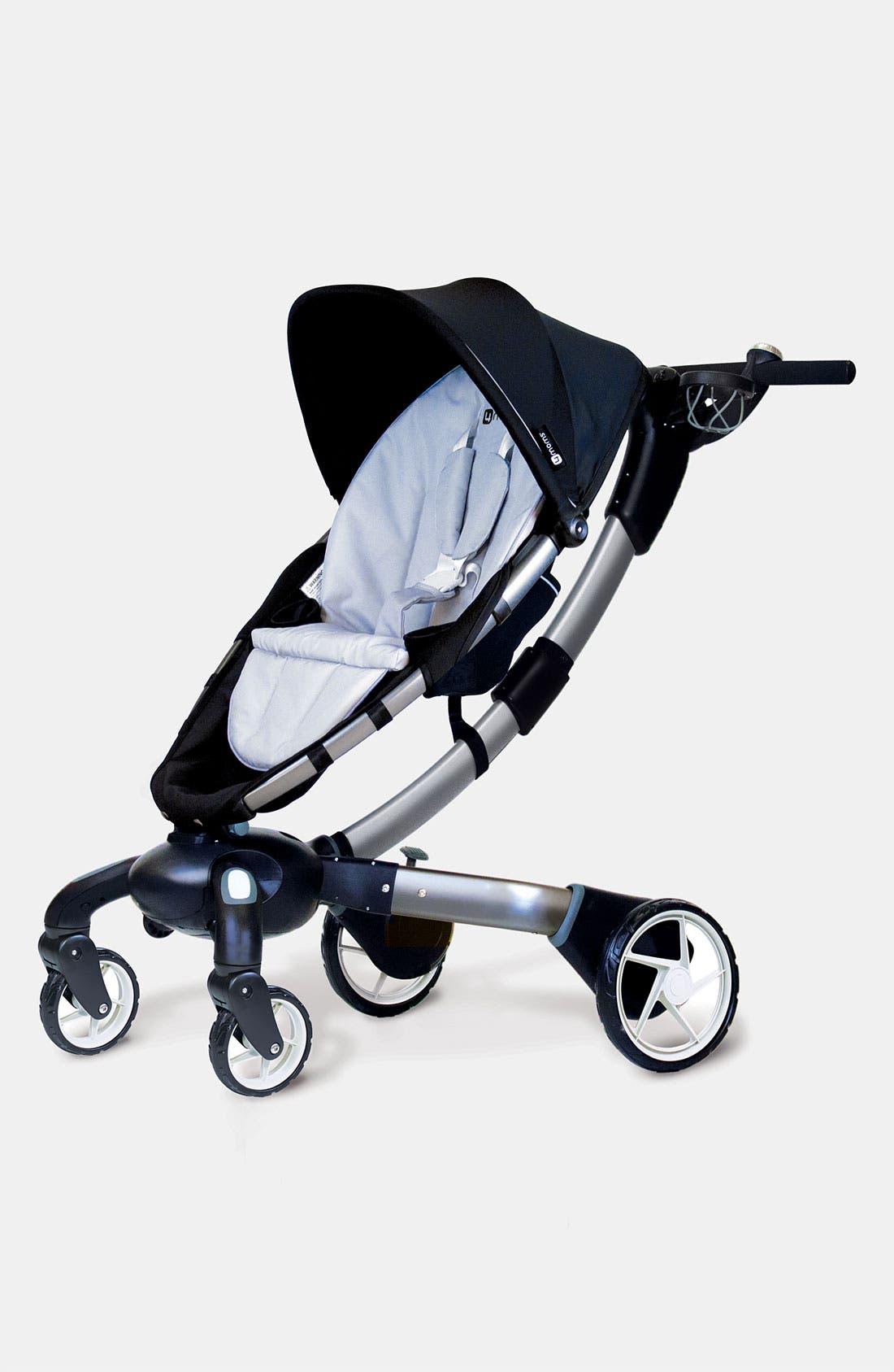 Alternate Image 1 Selected - 4moms 'Origami' Stroller, Color Kit & Graco Car Seat Adaptor