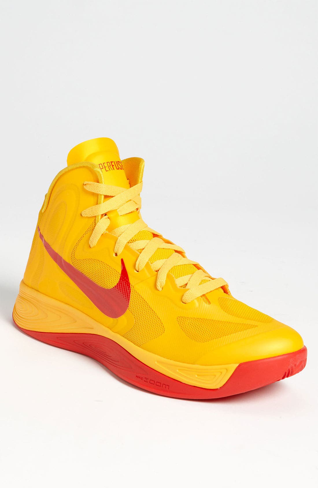 Alternate Image 1 Selected - Nike 'Zoom Hyperfuse 2012' Basketball Shoe (Men)