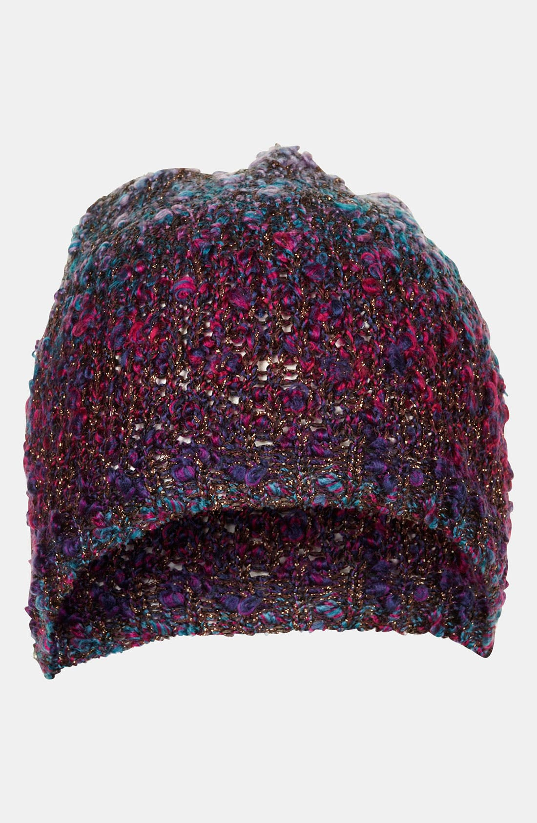 Alternate Image 2  - Topshop Space Dye Beanie