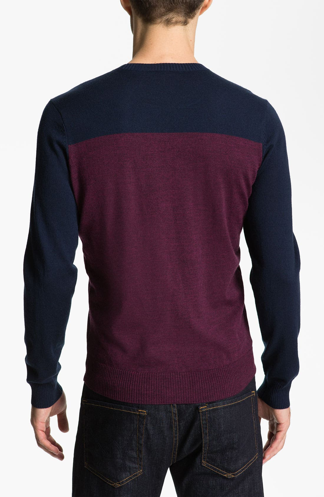 Alternate Image 2  - Cullen89 Merino Wool Sweater
