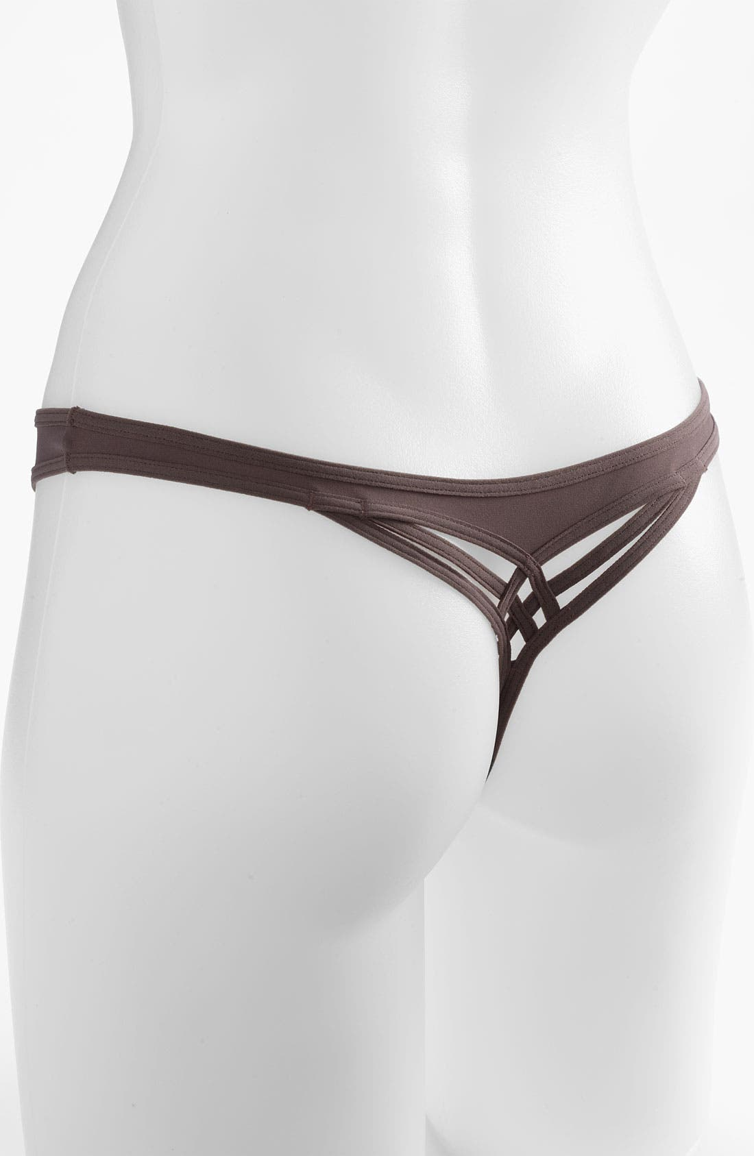Alternate Image 2  - Marlies Dekkers 'Dame de Paris' Low Rise Thong