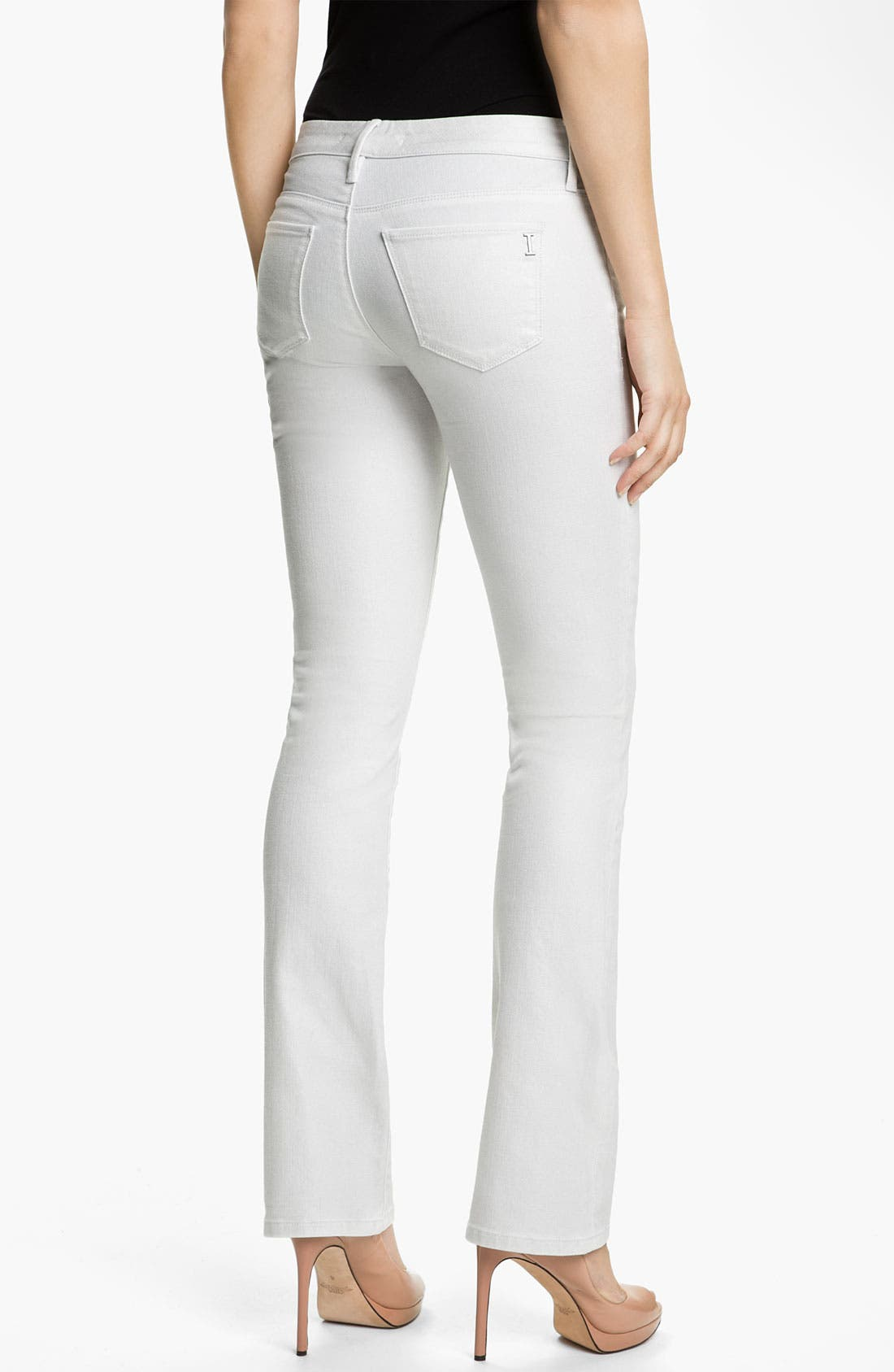 Alternate Image 2  - Isaac Mizrahi Jeans 'Skylar' Slim Bootcut Jeans