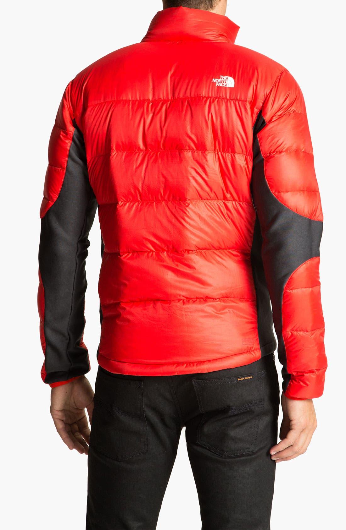 Alternate Image 2  - The North Face 'Crimptastic' Hybrid Down Jacket