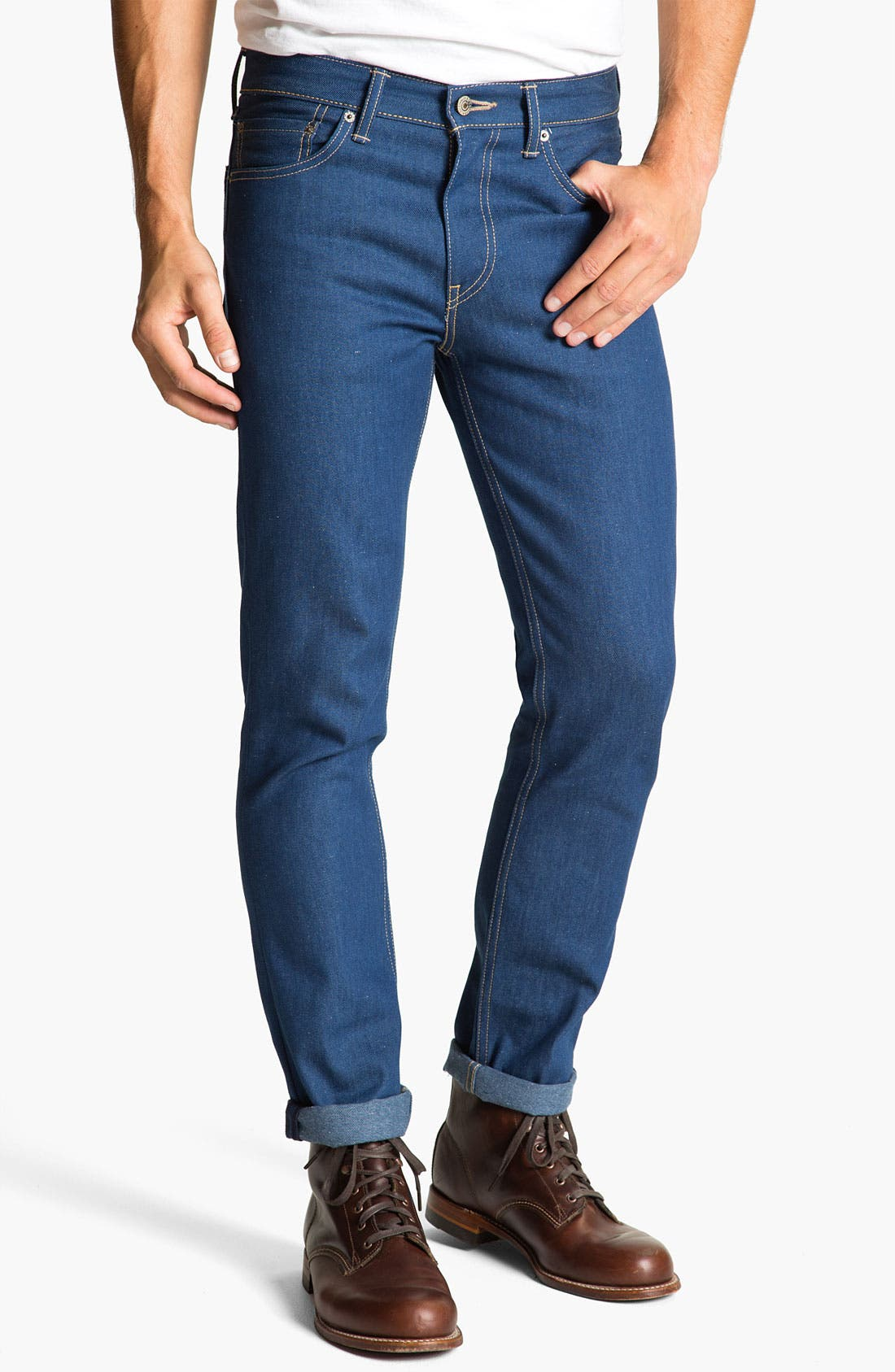 Alternate Image 2  - Levi's® '511™' Skinny Leg Jeans (Recycled 3)