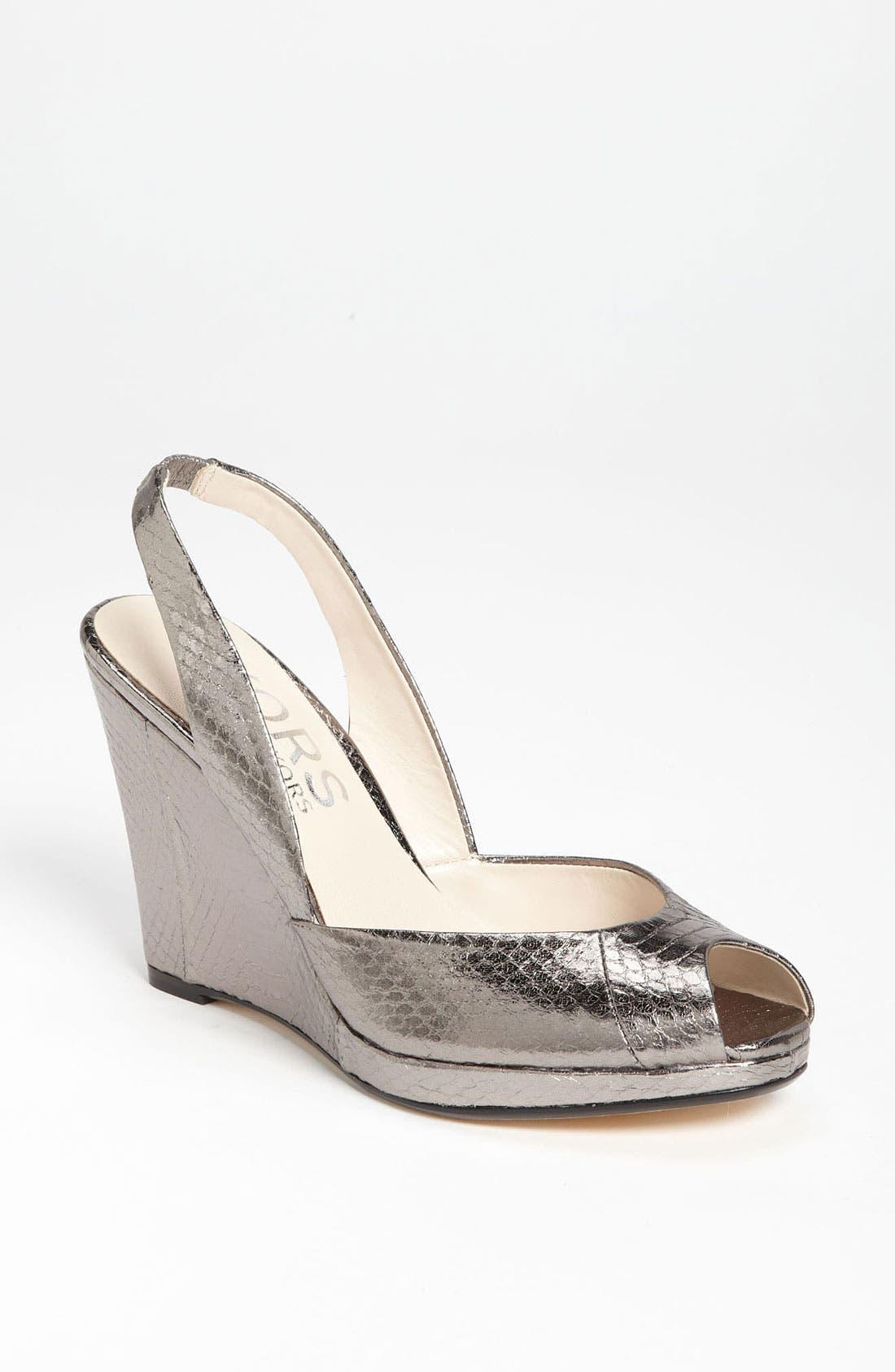 Alternate Image 1 Selected - KORS Michael Kors 'Vivian' Sandal