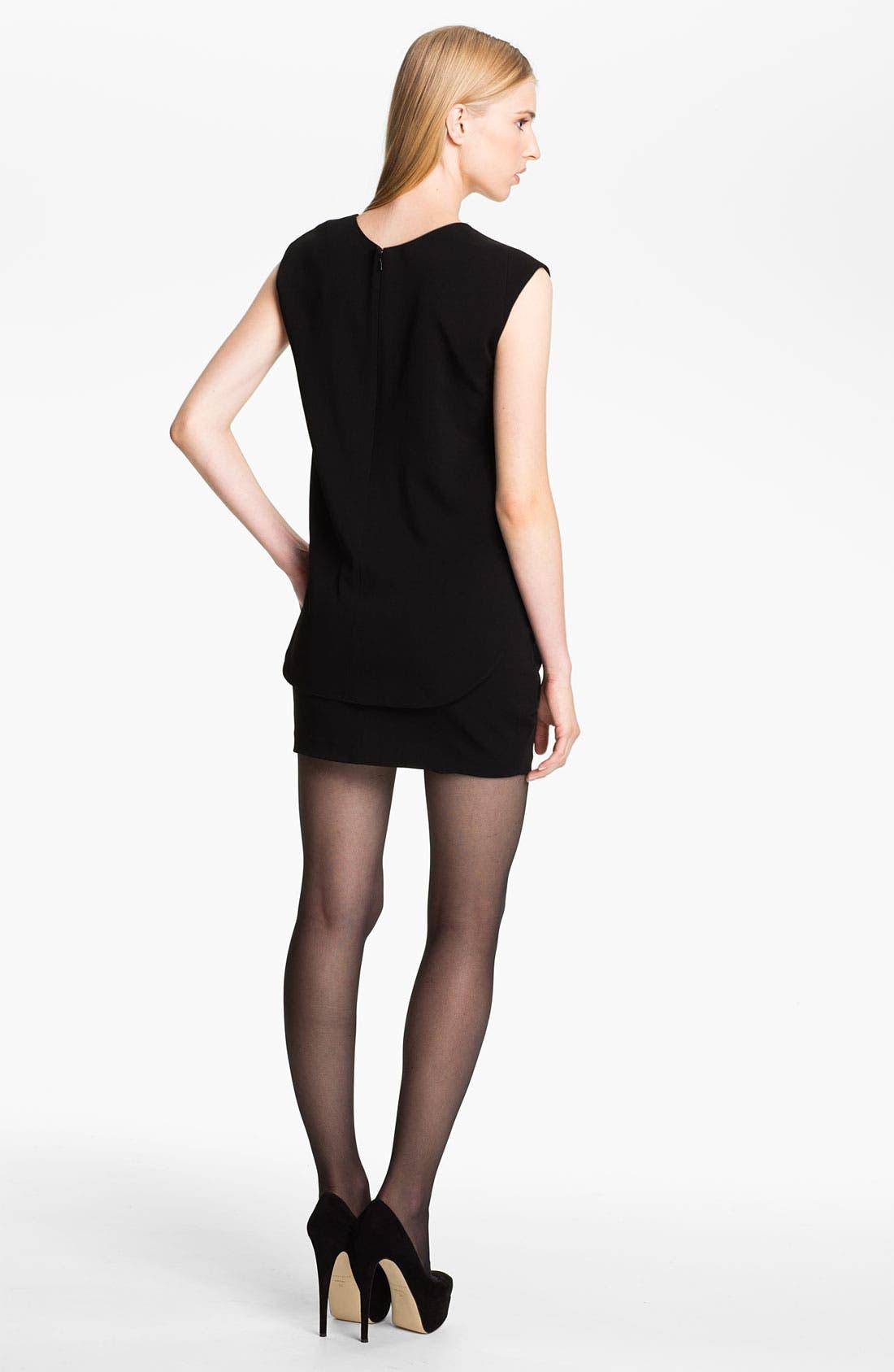 Alternate Image 2  - Theyskens' Theory 'Fomment' Trompe l'Oeil Dress
