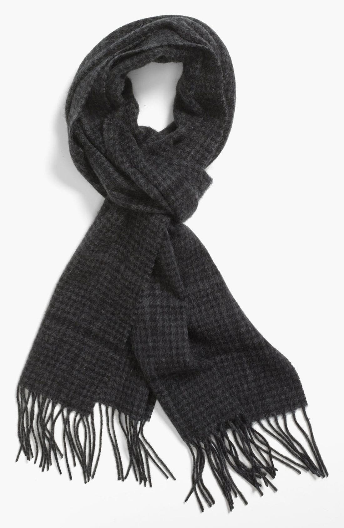 Alternate Image 1 Selected - Nordstrom Wool Scarf