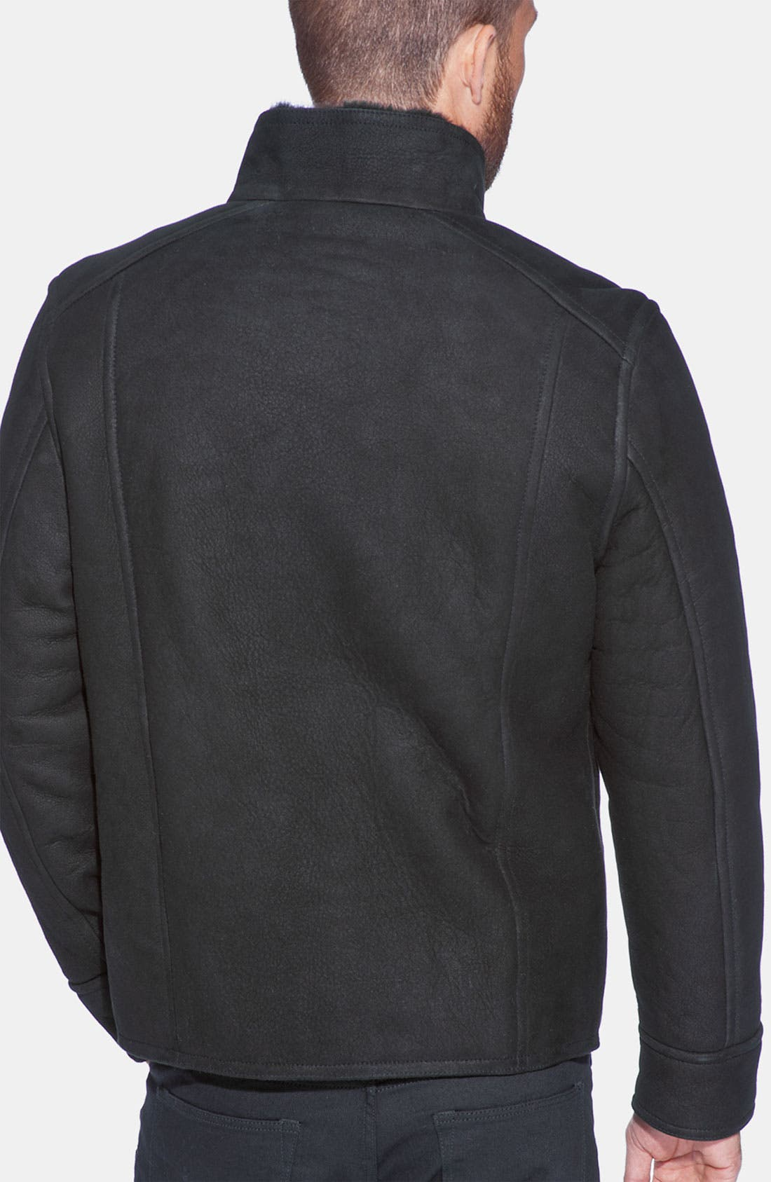 Alternate Image 2  - Andrew Marc 'Oath' Genuine Shearling Jacket