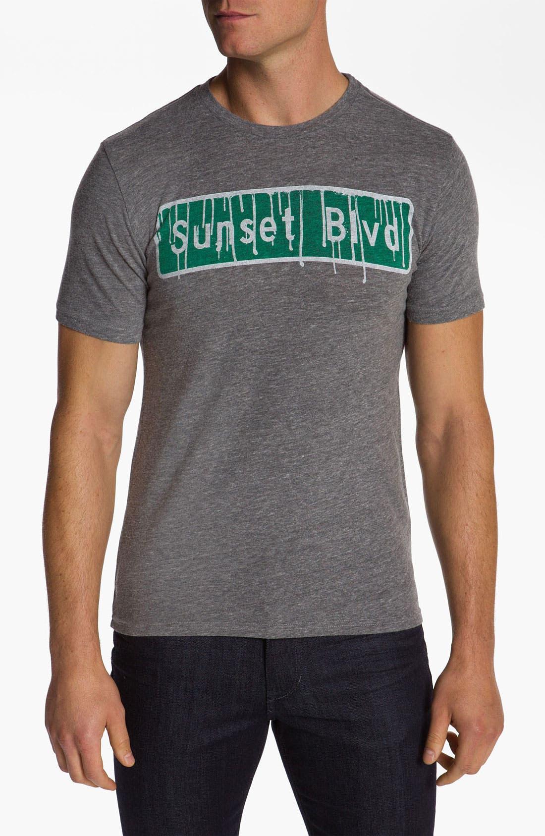 Main Image - Chaser 'Sunset Blvd' T-Shirt