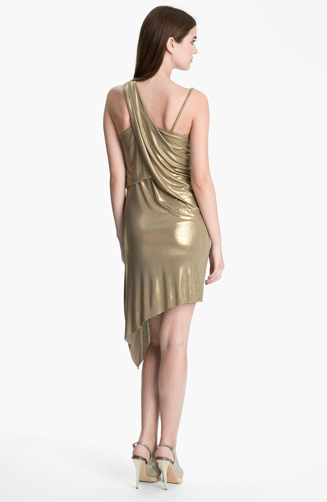 Alternate Image 2  - Bailey 44 Metallic One-Shoulder Dress