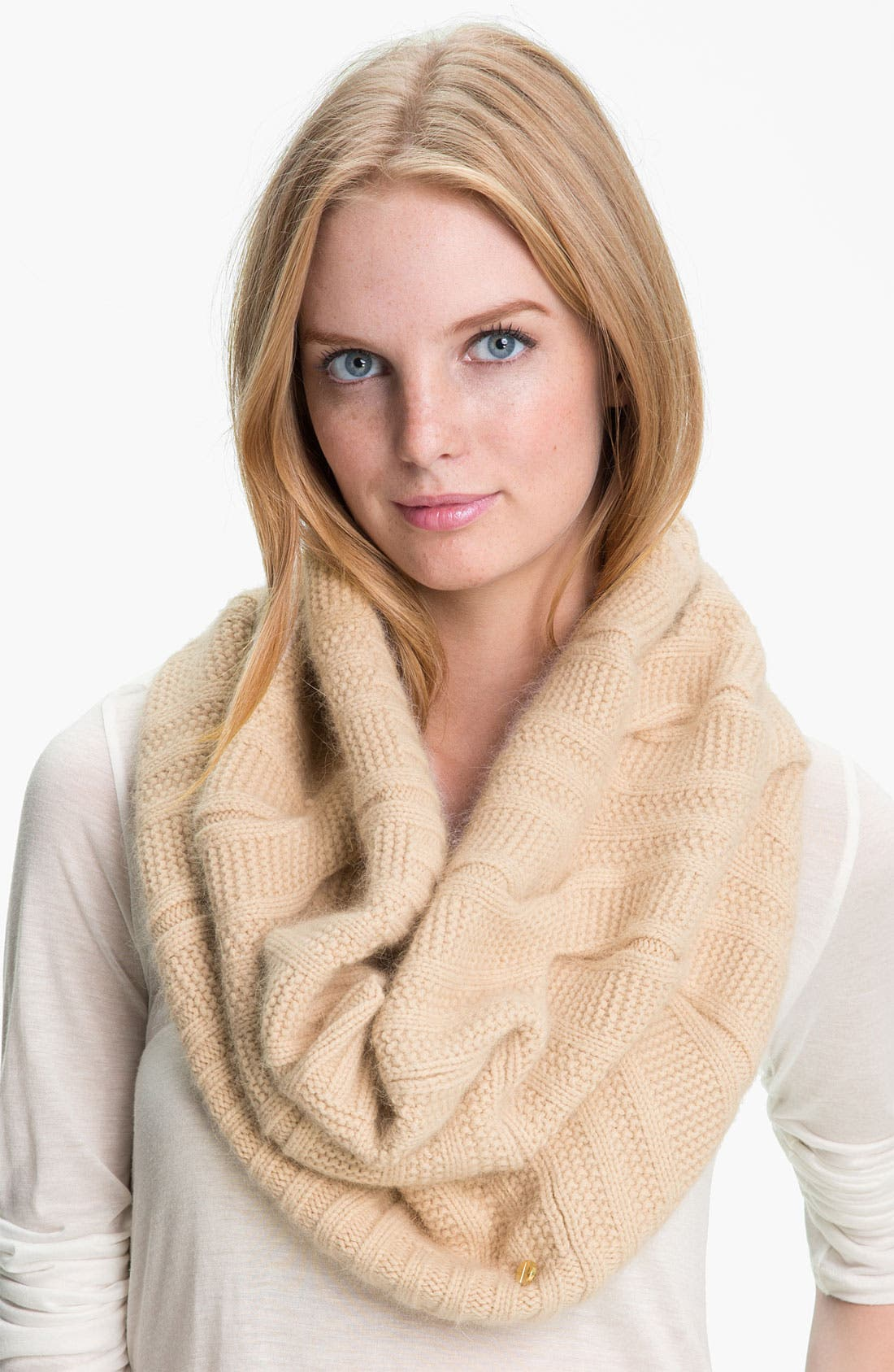 Alternate Image 1 Selected - Ted Baker London Knit Infinity Scarf
