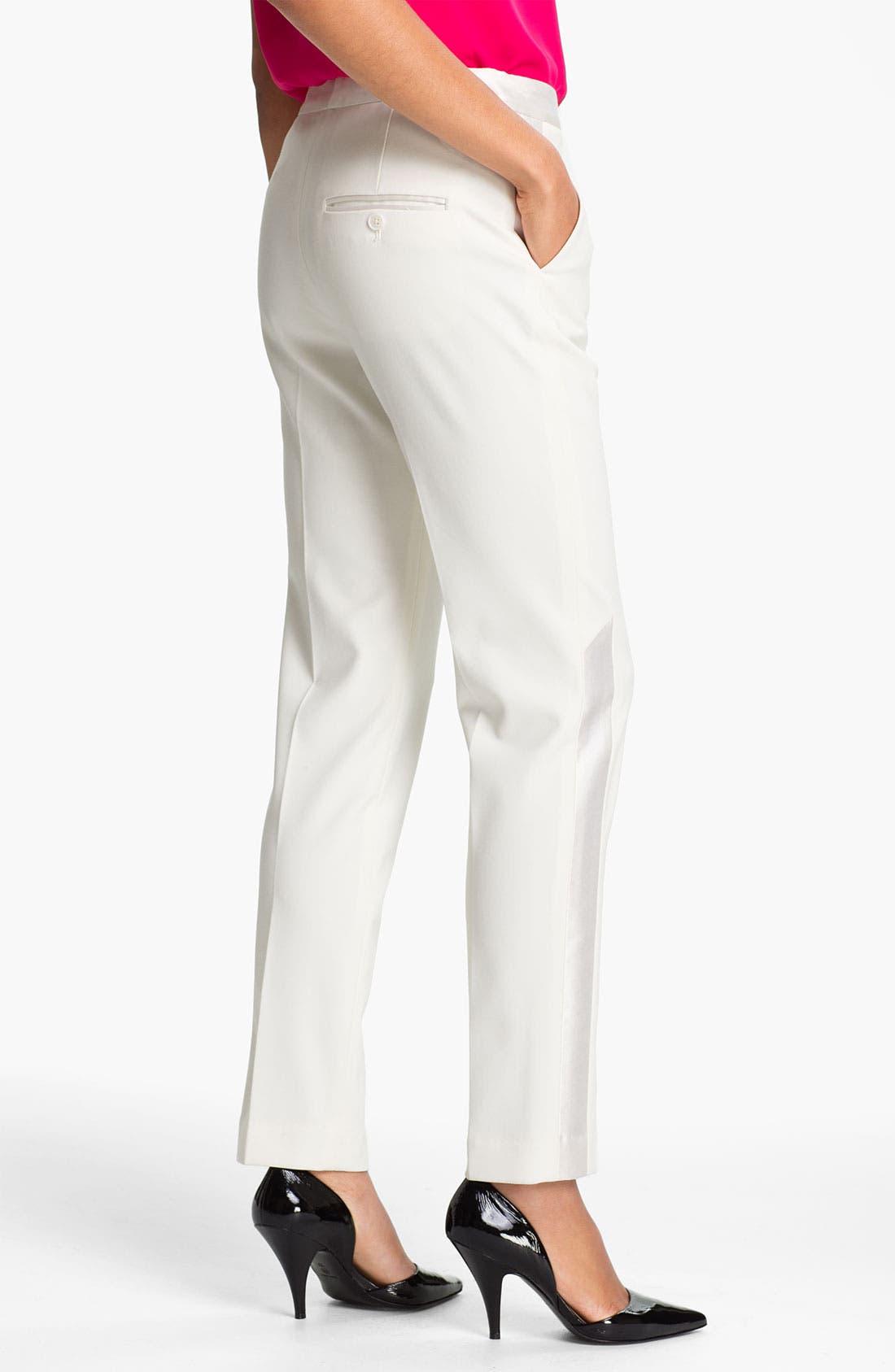 Alternate Image 2  - 3.1 Phillip Lim Slim Tuxedo Pants