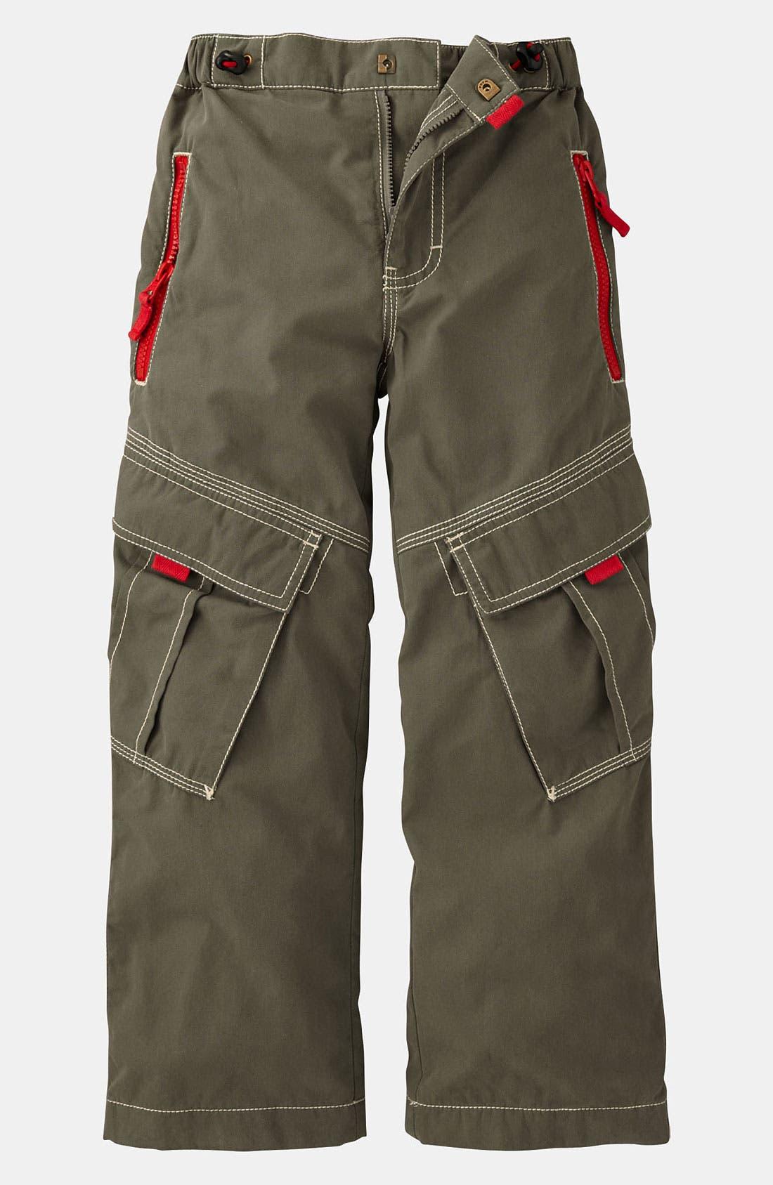 Alternate Image 1 Selected - Mini Boden Lined Skate Pants (Toddler)