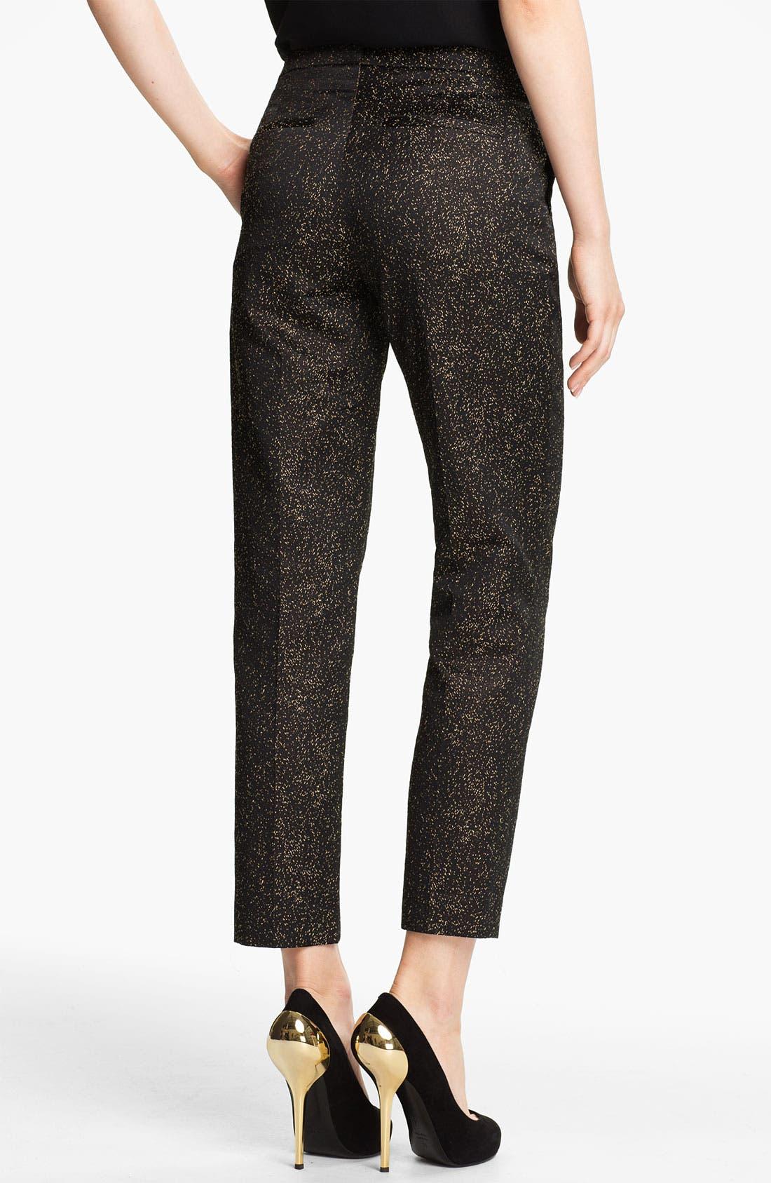 Alternate Image 2  - Theyskens' Theory 'Padgette Foldy' Slim Pants