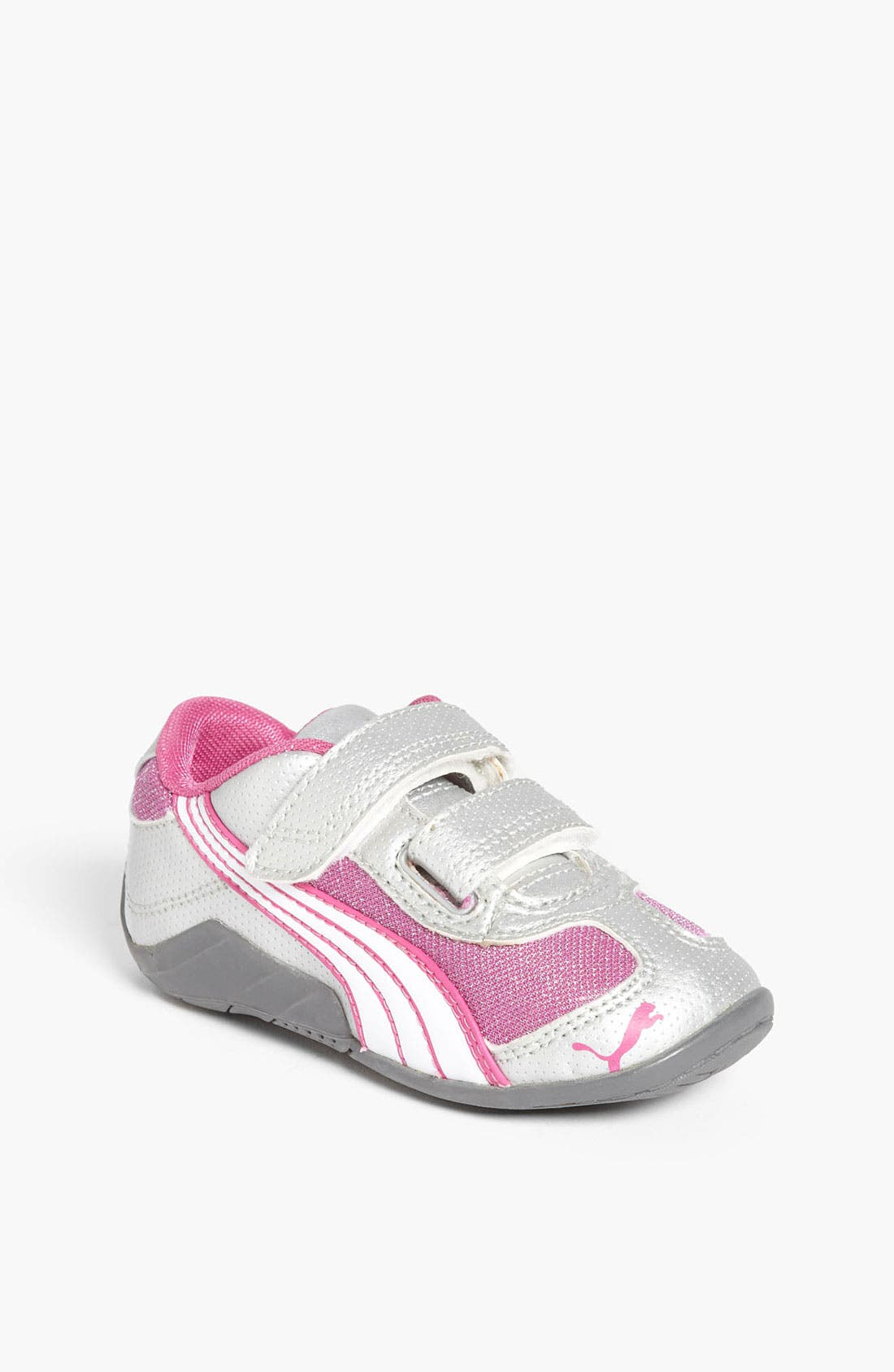 Main Image - PUMA 'Millennius Glitter' Sneaker (Baby, Walker & Toddler)