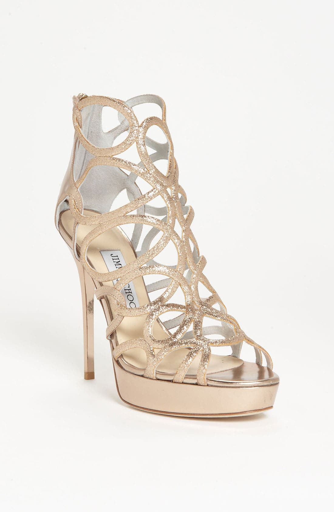 Alternate Image 1 Selected - Jimmy Choo 'Blast' Platform Sandal