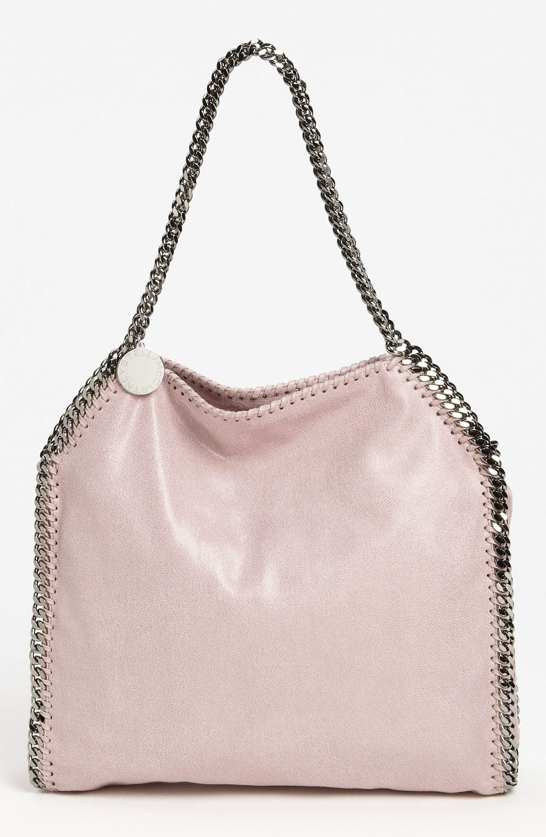 Main Image - Stella McCartney 'Small Falabella - Shaggy Deer' Faux Leather Tote