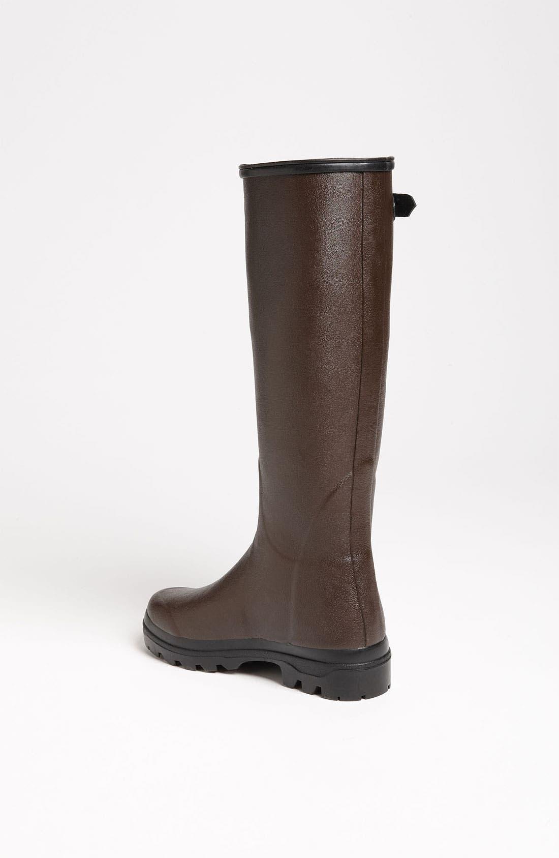 Alternate Image 2  - Le Chameau 'Vierzon Lady II' Rain Boot (Women)