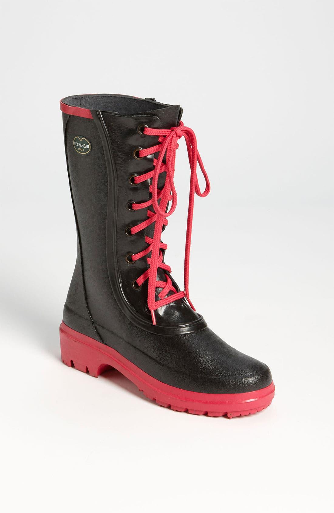 Main Image - Le Chameau 'Saiga' Rain Boot (Women)