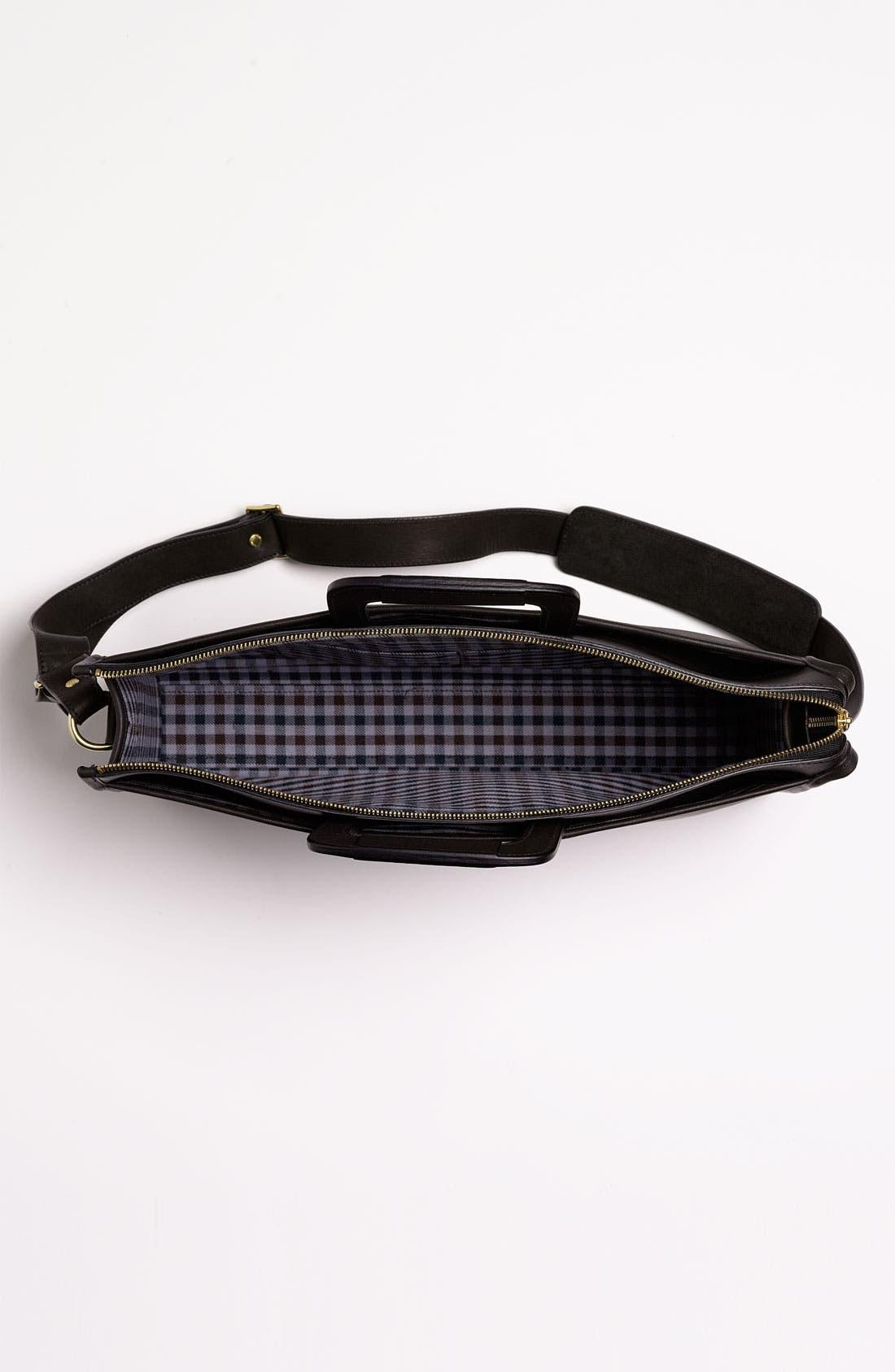 Alternate Image 3  - Ghurka 'Expeditor' Leather Briefcase